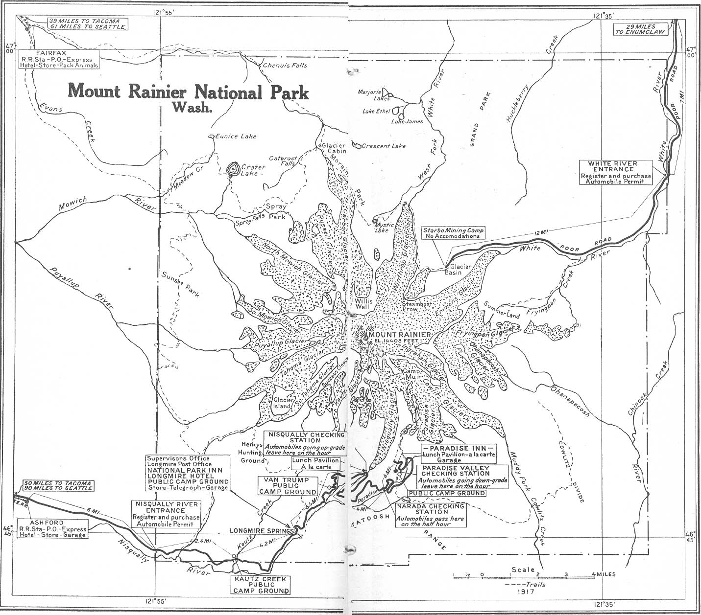Image Result For Seattle City Map