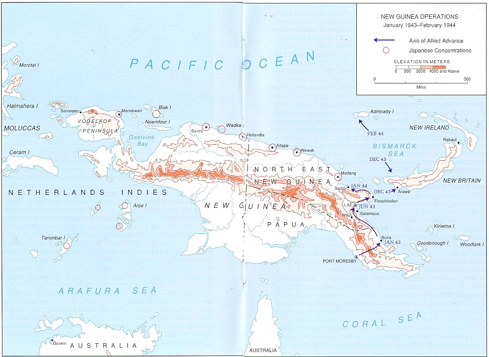 Asia Pacific Theater Maps Historical Resources About The Second World War