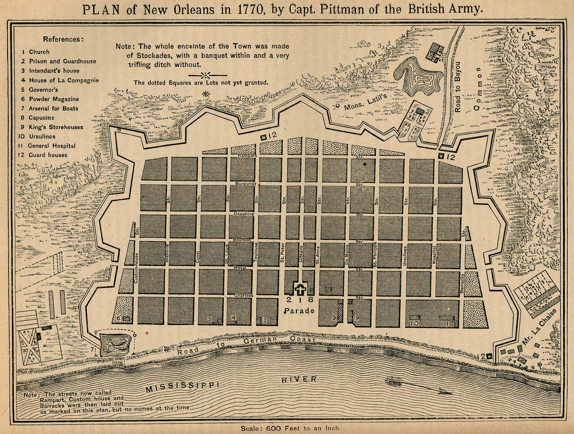 Louisiana Maps Perry Castaneda Map Collection Ut