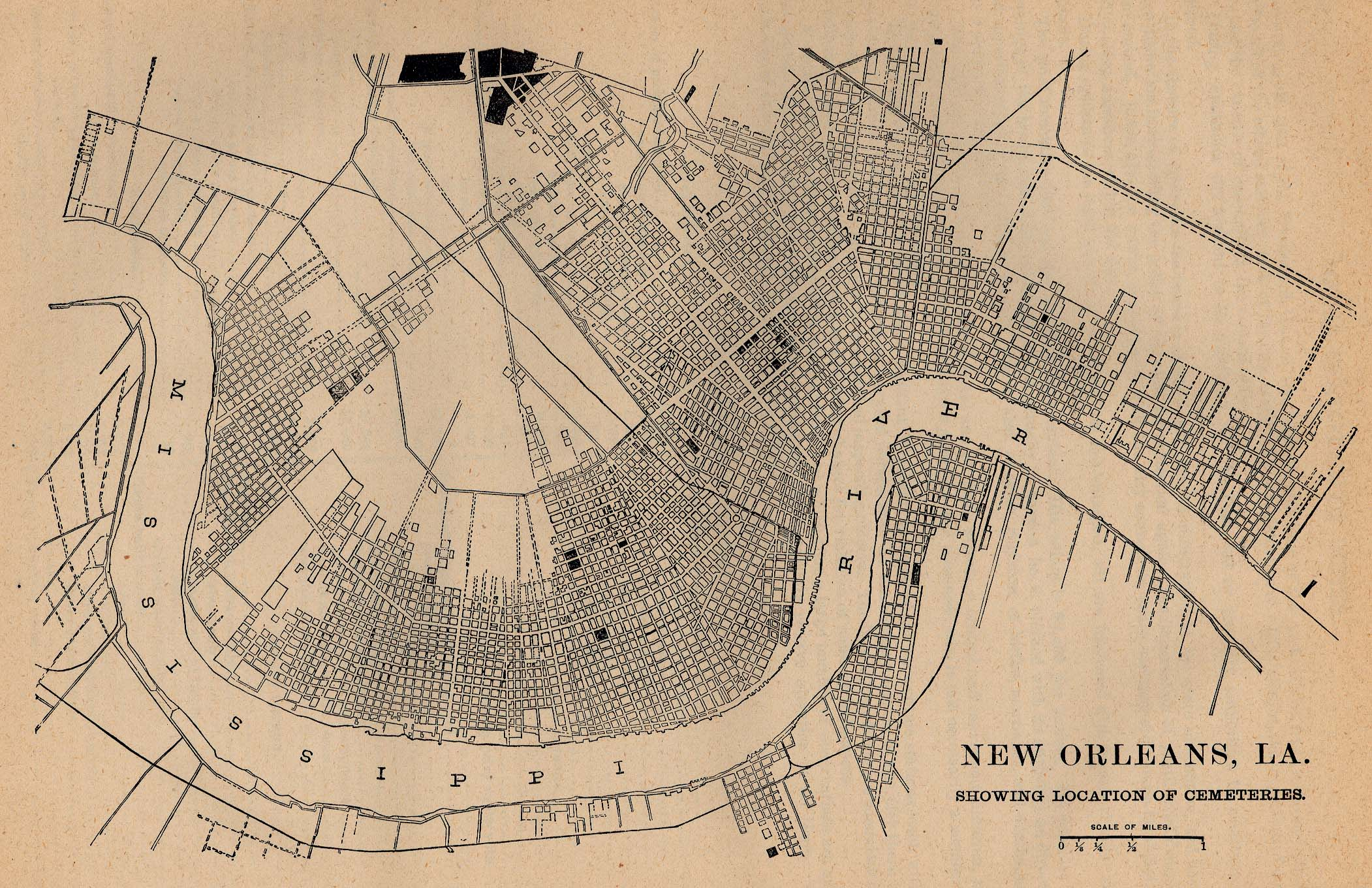 the interesting history of new orleans louisiana Read a brief history of the city of new orleans and how it was  robert de la salle claimed the territory of louisiana for the french in the.