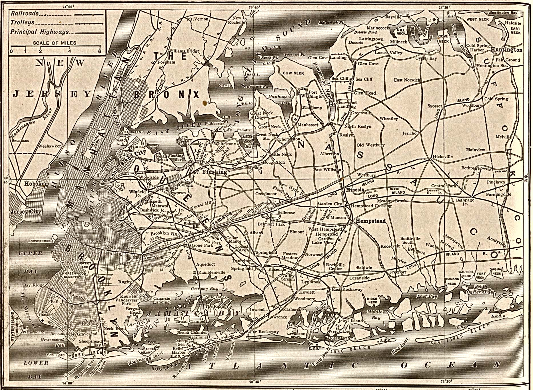 New York Maps Perry Castaneda Map Collection Ut Library Online