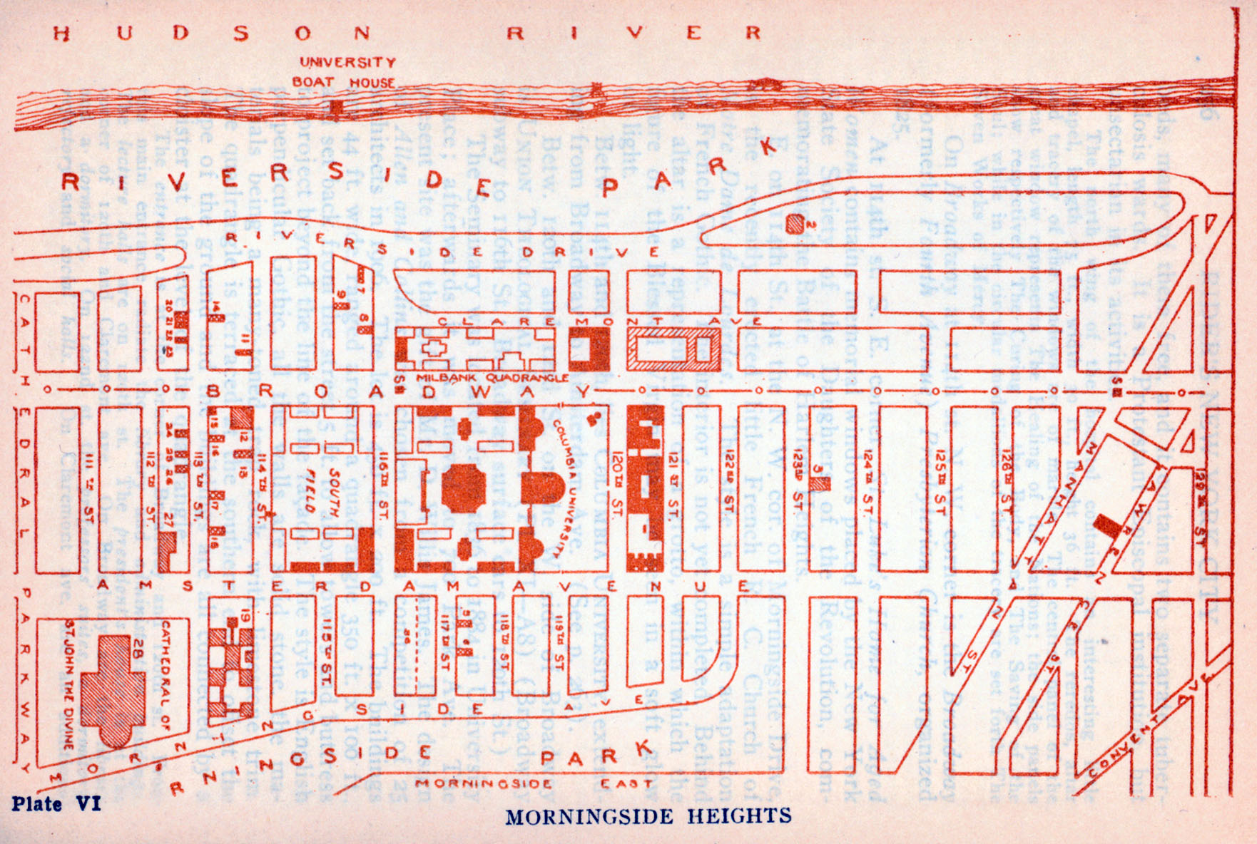 New York Maps PerryCastañeda Map Collection UT Library Online - Nyc pre k map