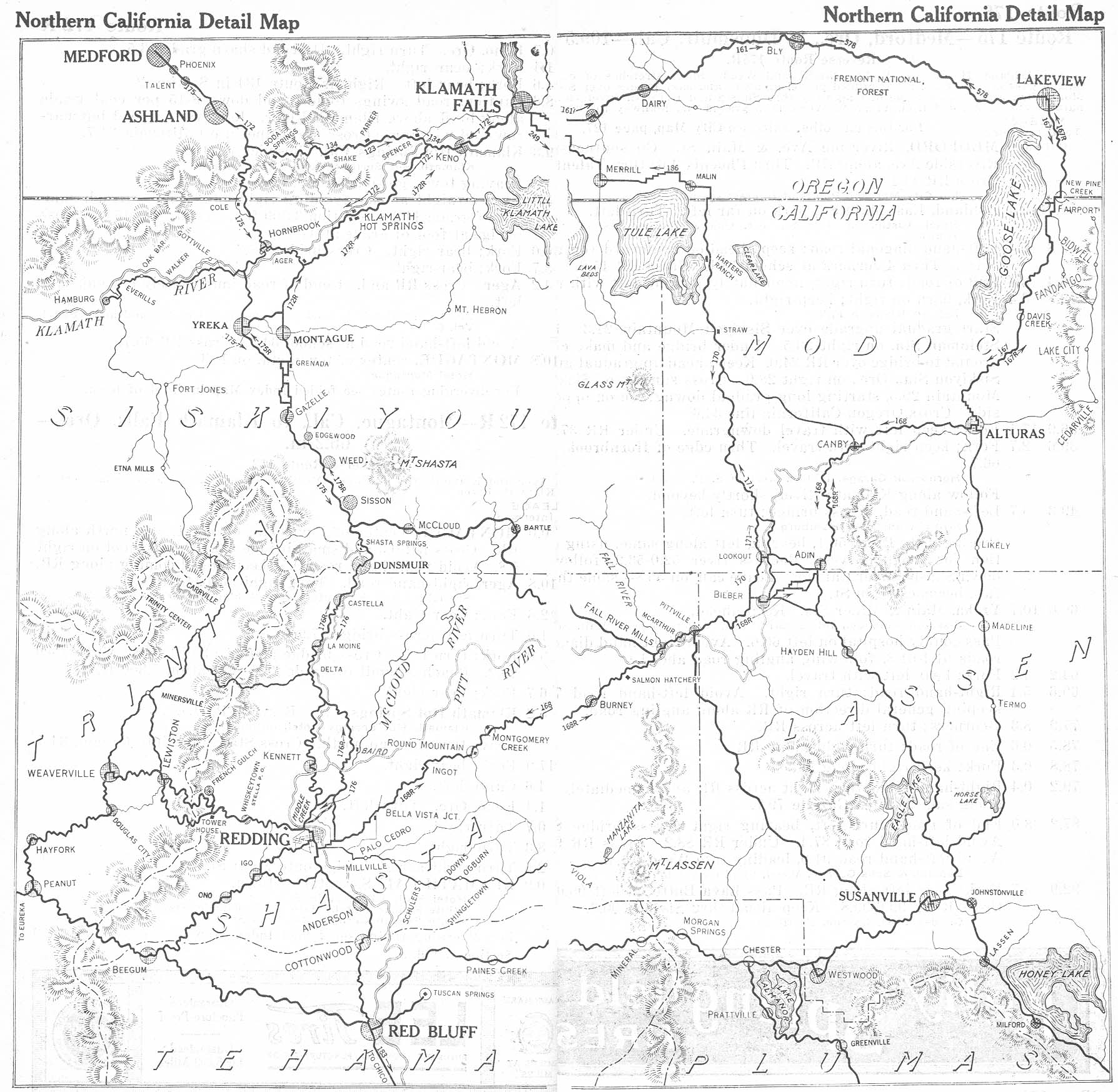 California Maps PerryCastaeda Map Collection UT Library Online