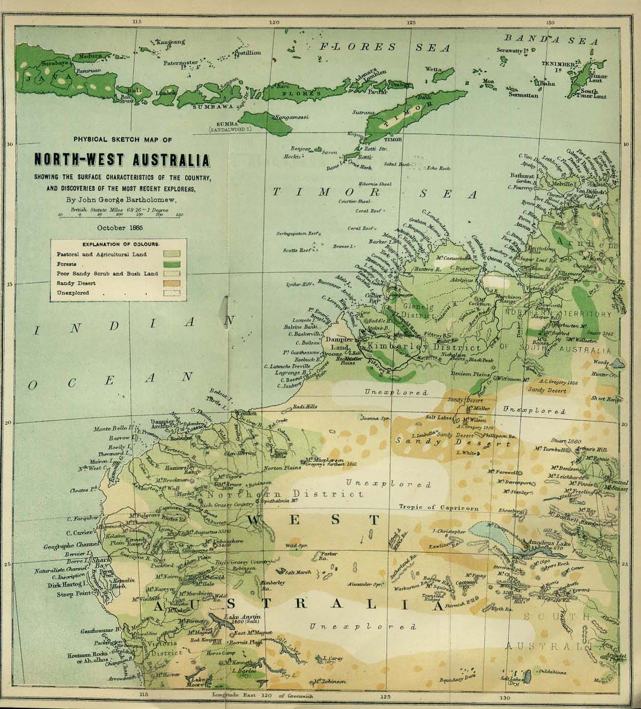 Definition Of Historical Maps on