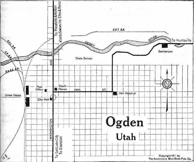 Va Hospital Utah Map.Utah Maps Perry Castaneda Map Collection Ut Library Online