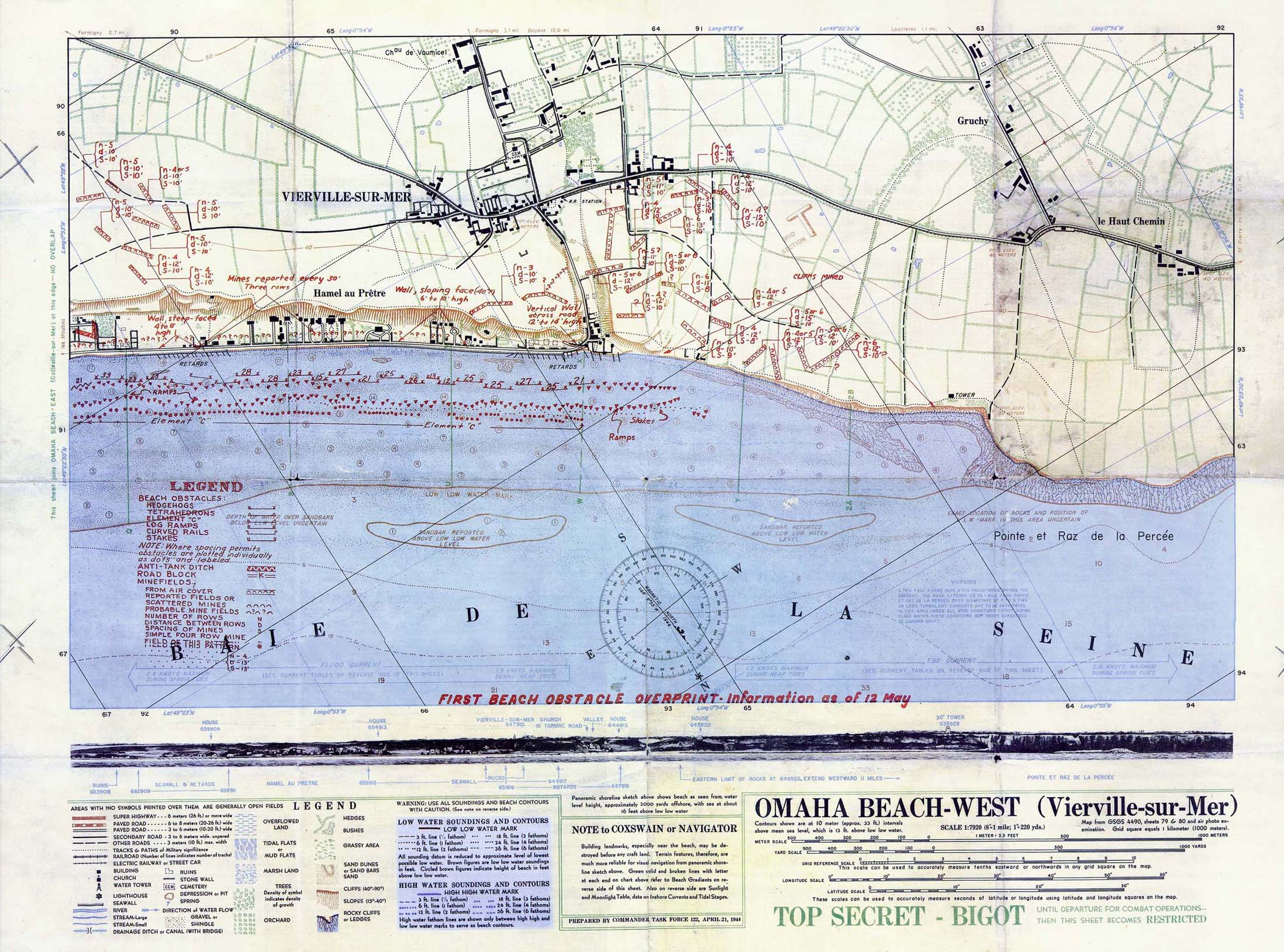 DDay Maps  PerryCastaeda Map Collection  Historical