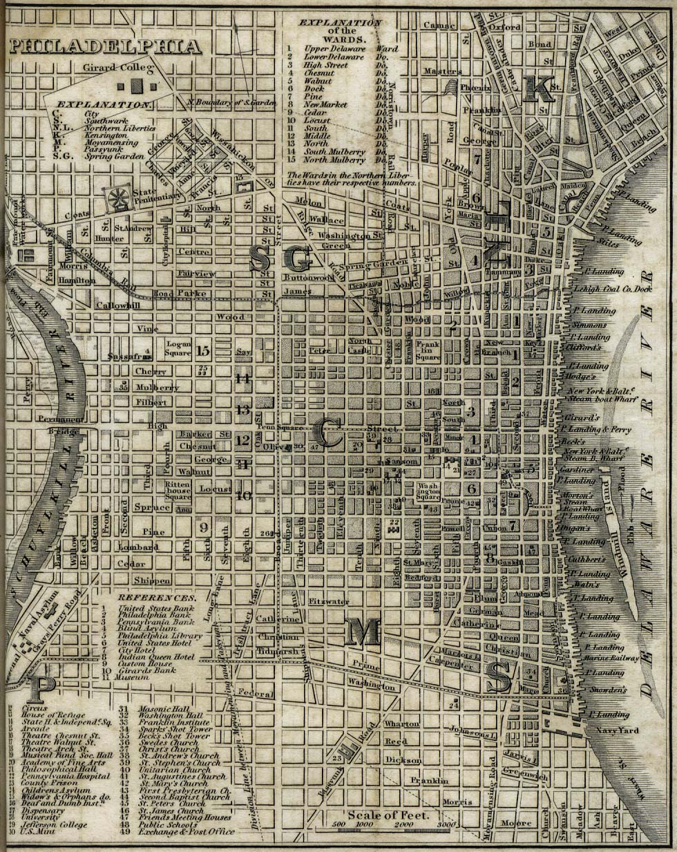 Pennsylvania Maps PerryCastaeda Map Collection UT Library Online