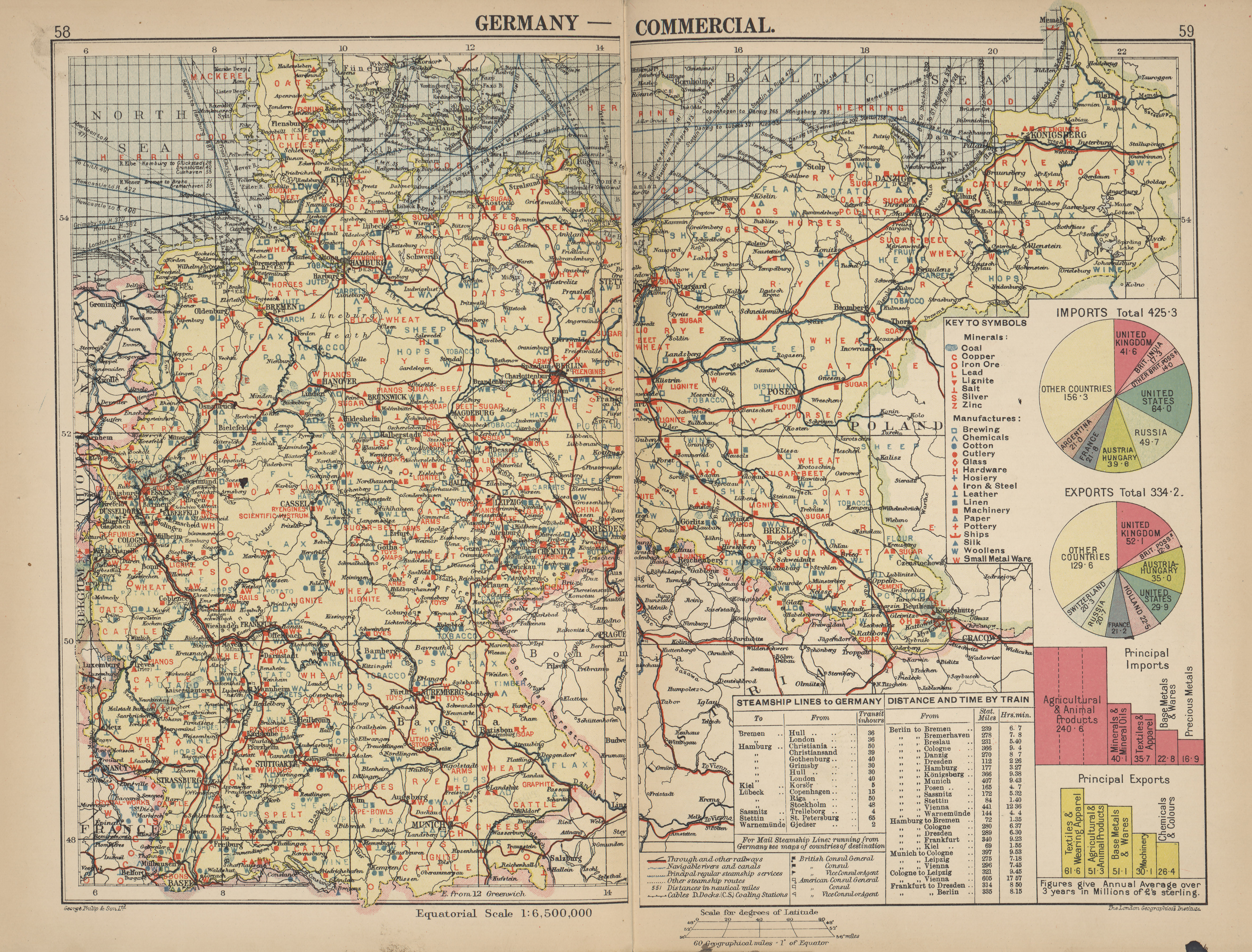 Maps from philips chamber of commerce atlas perry castaeda map germany commercial gumiabroncs Gallery