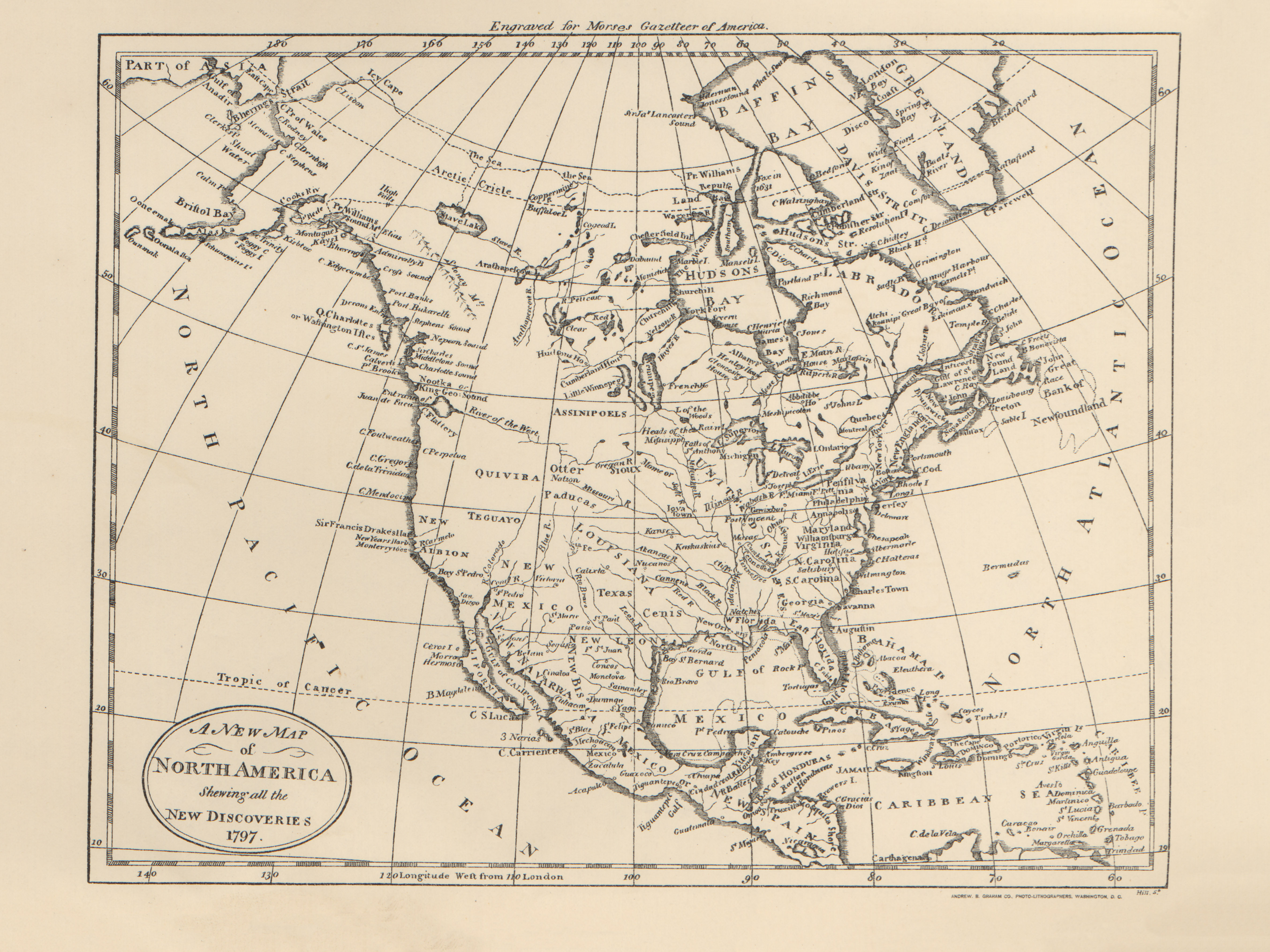 New Map Of North America 3 2mb