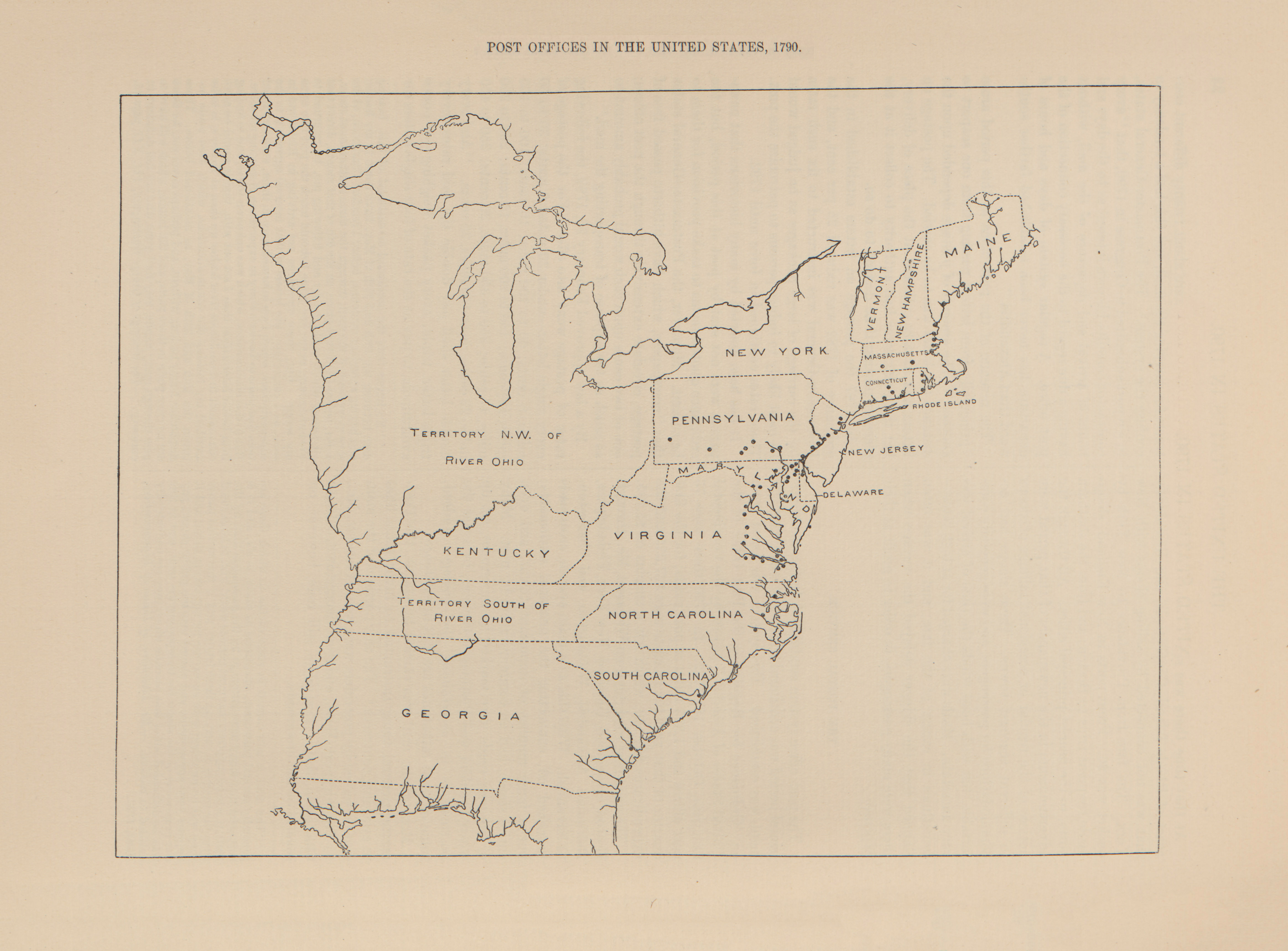 Post Offices In The United States 1 5mb