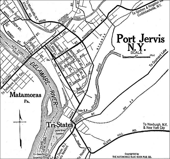orange county new york maps and gazetteers