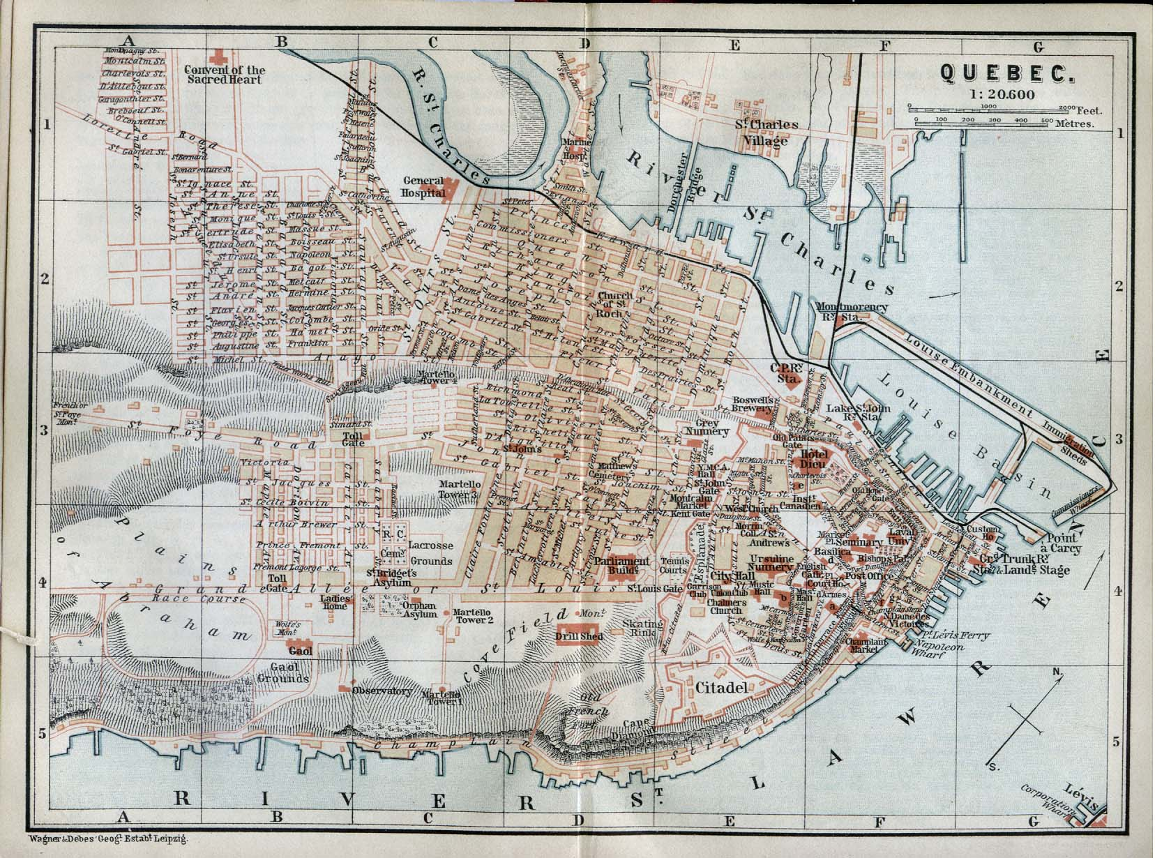 Americas Historical Maps PerryCastañeda Map Collection UT - Quebec chicago map