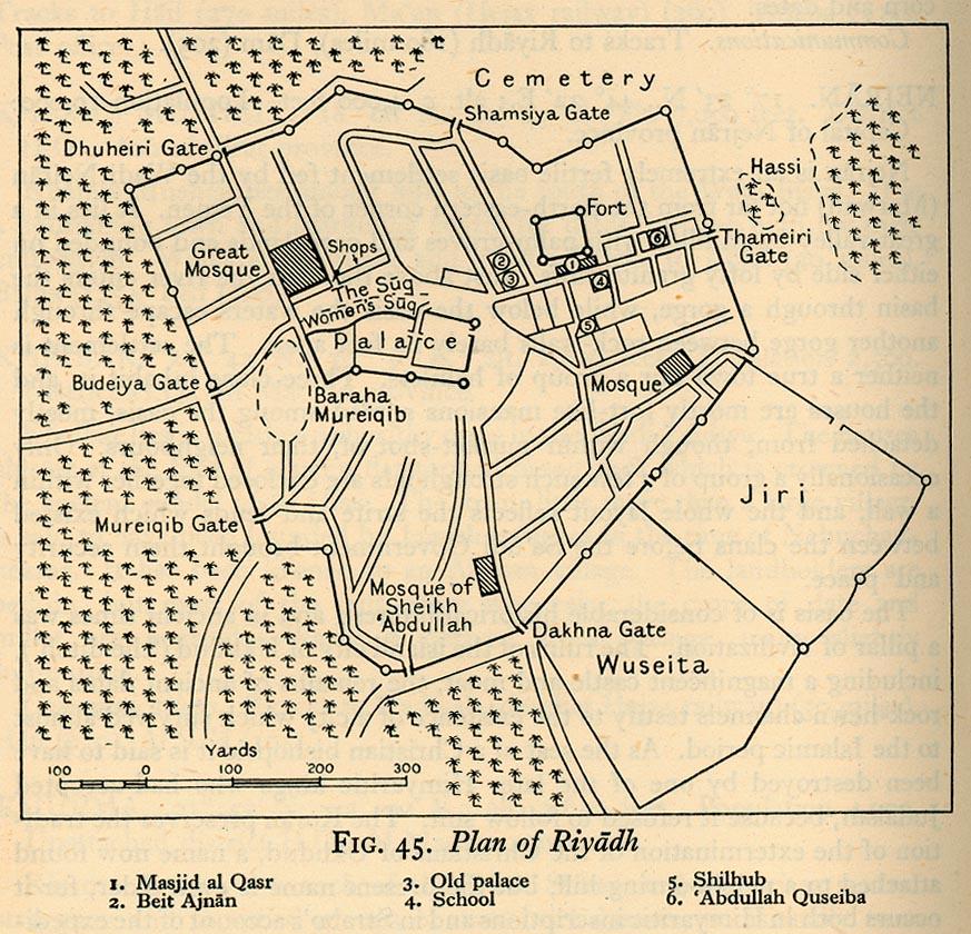 Saudi Arabia Maps PerryCastaeda Map Collection UT Library Online