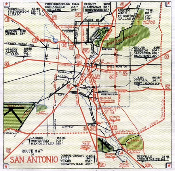 Trolleys San Antonio San Antonio Trolley Map San