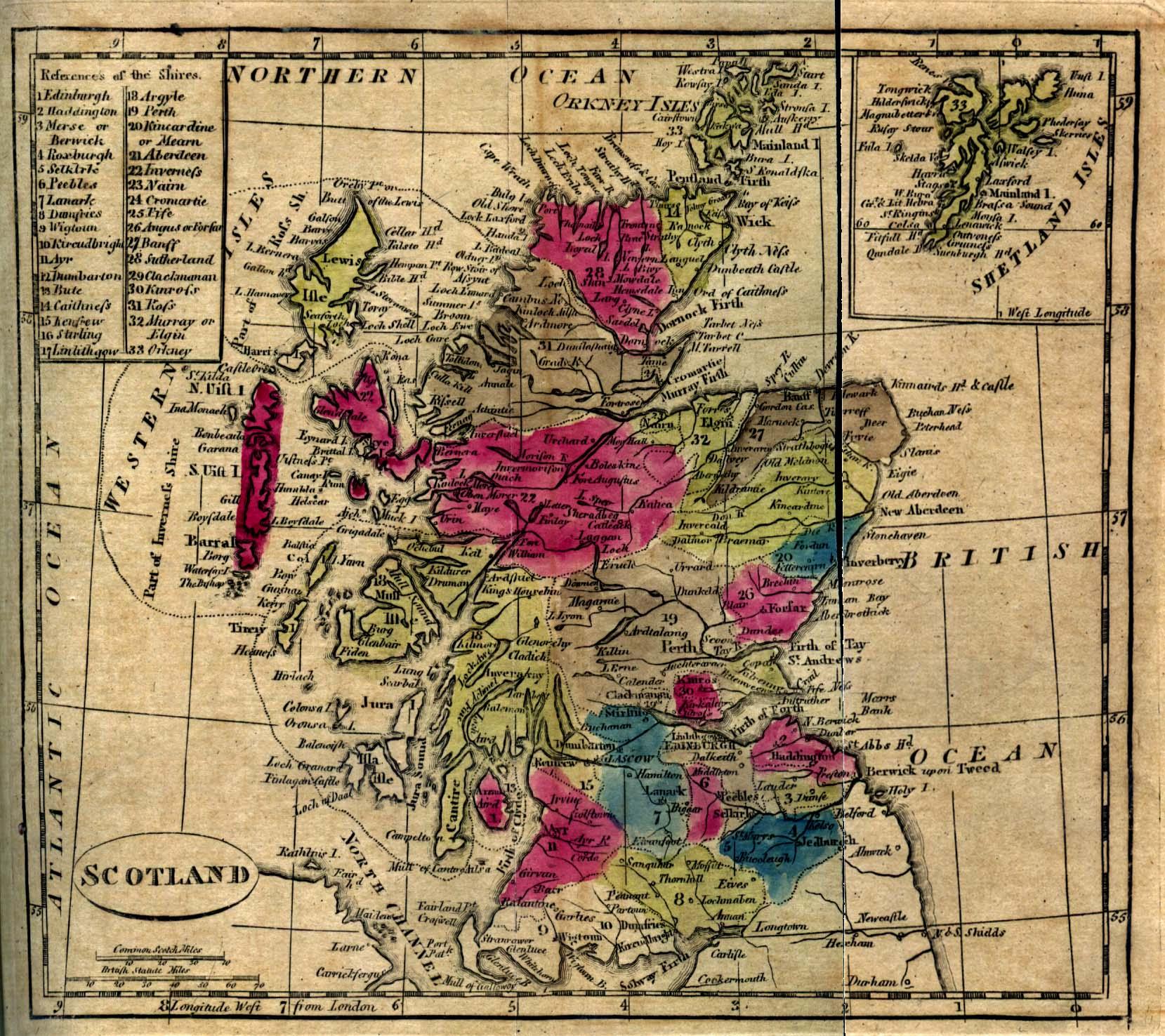 charte von scotland