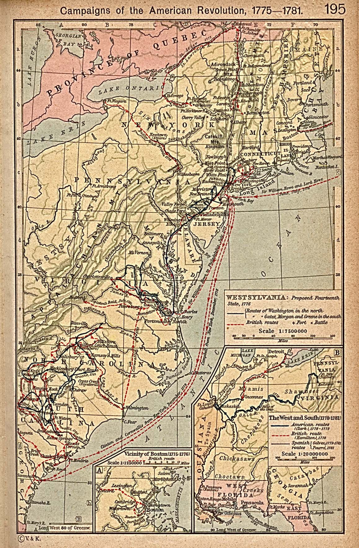 Revolutionary War Map Of New York.United States Historical Maps Perry Castaneda Map Collection Ut