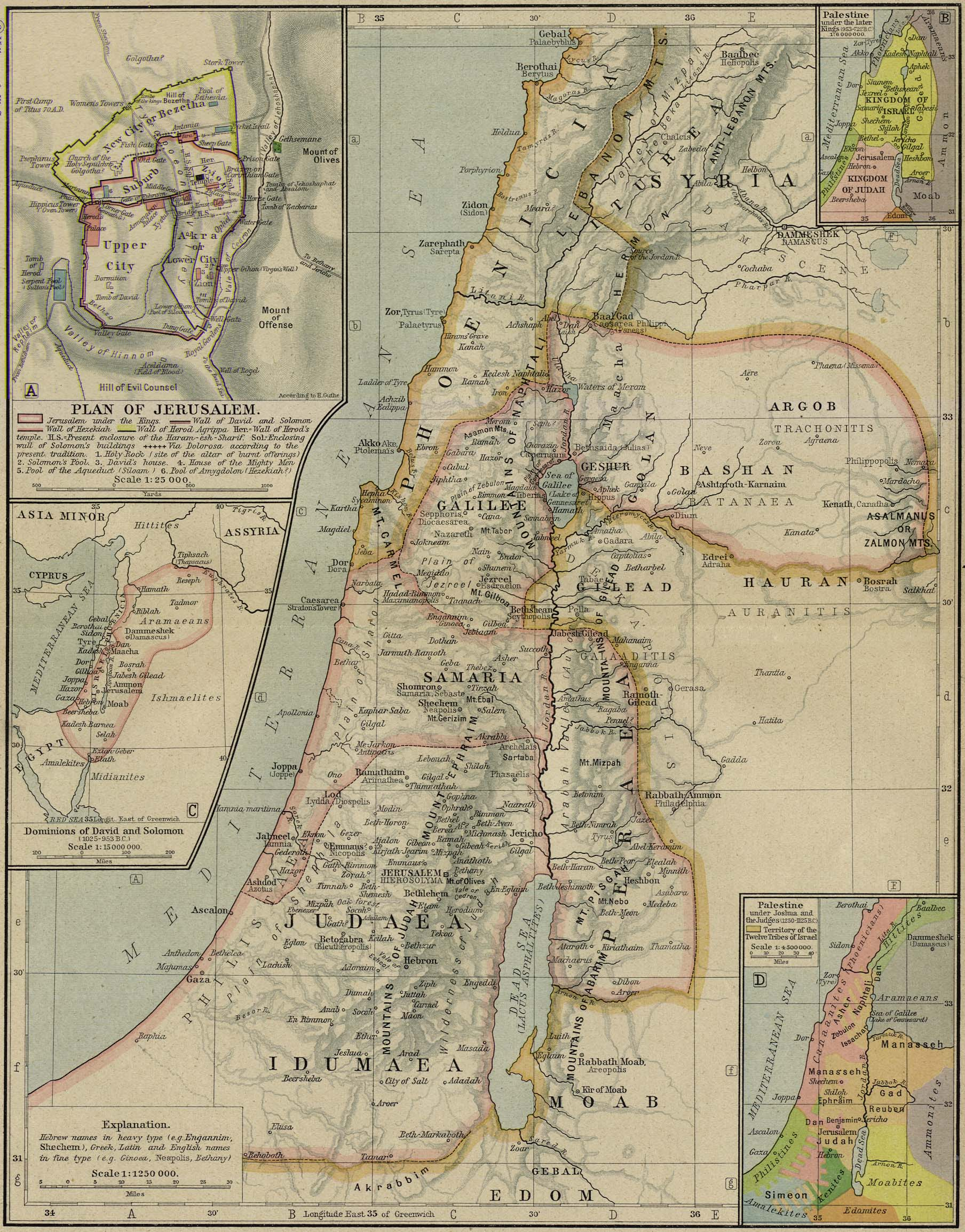 Historical atlas by william r shepherd perry casta eda for Anatolia mediterranean cuisine nyc