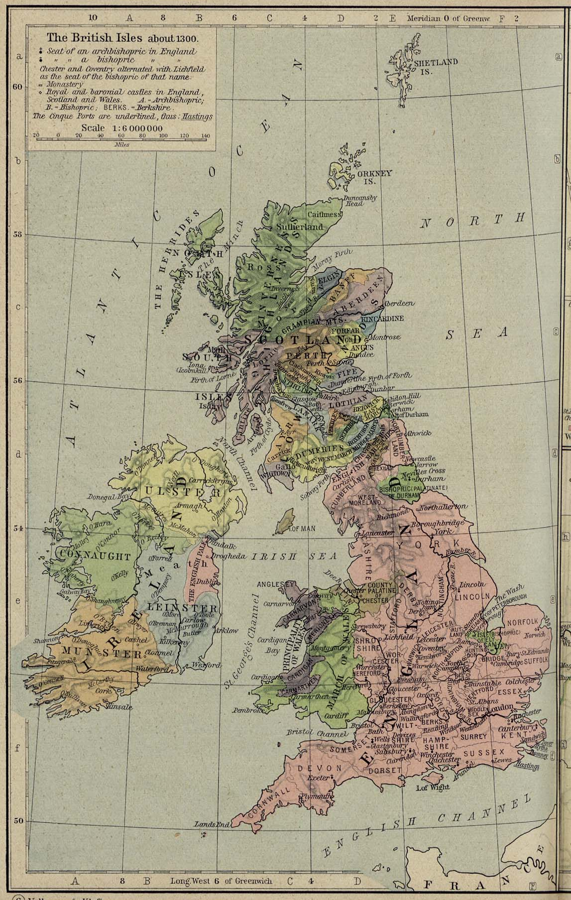 Map Of The Uk And Europe.Europe Historical Maps Perry Castaneda Map Collection Ut Library