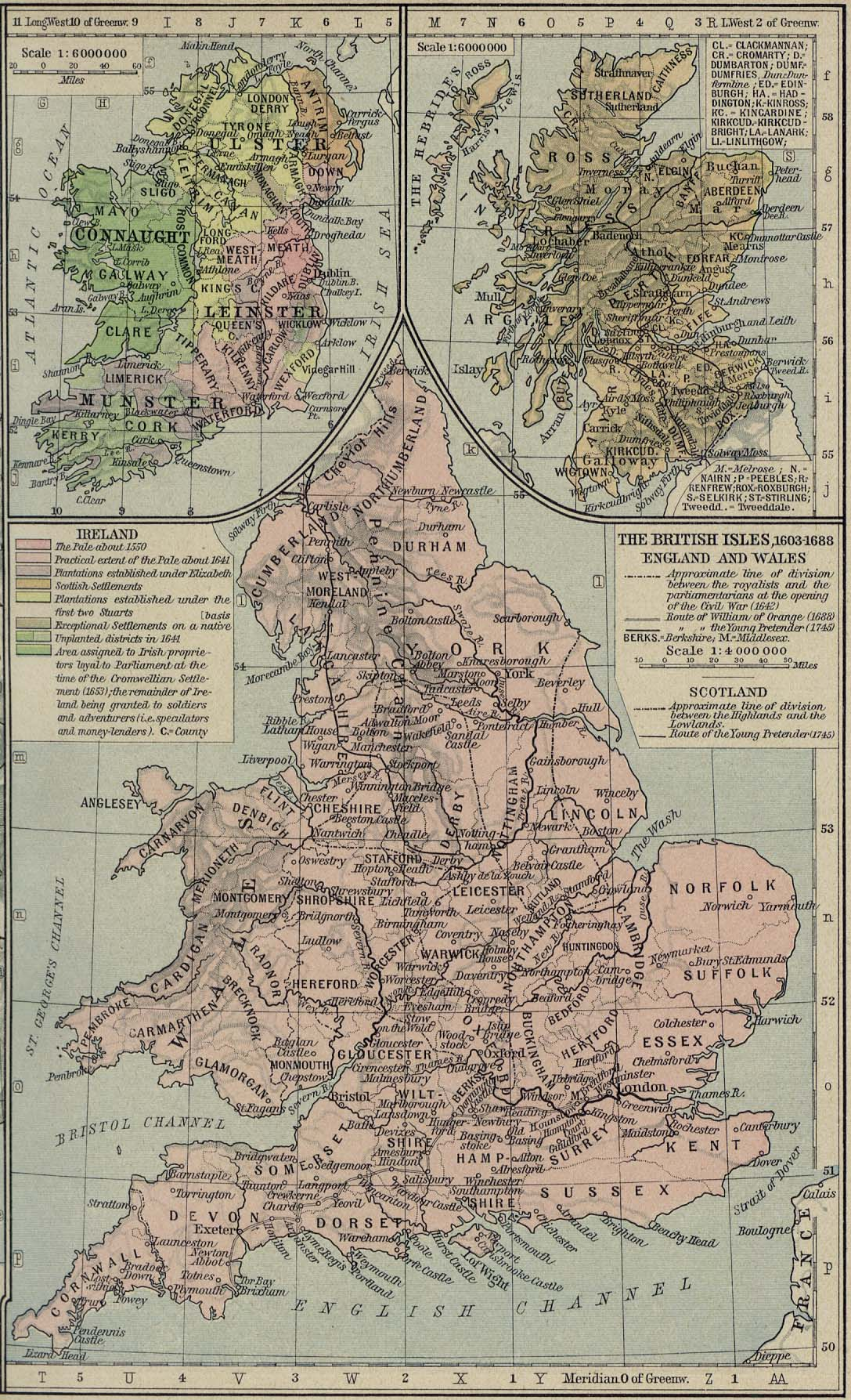 Map Of England 450 Ad.Europe Historical Maps Perry Castaneda Map Collection Ut Library