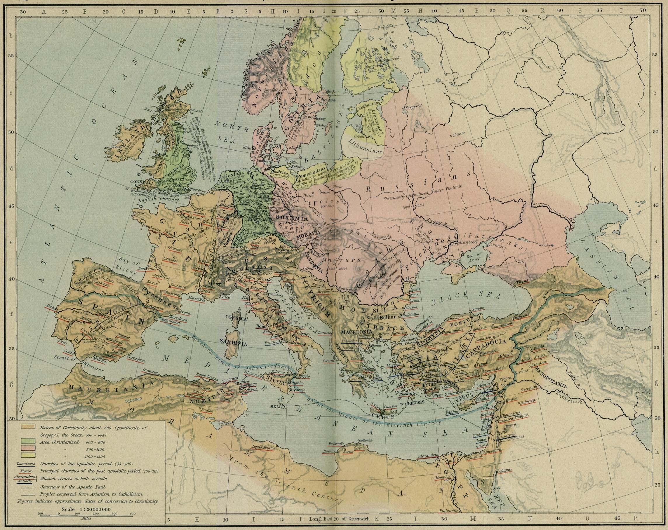 online glücksspiel europa map