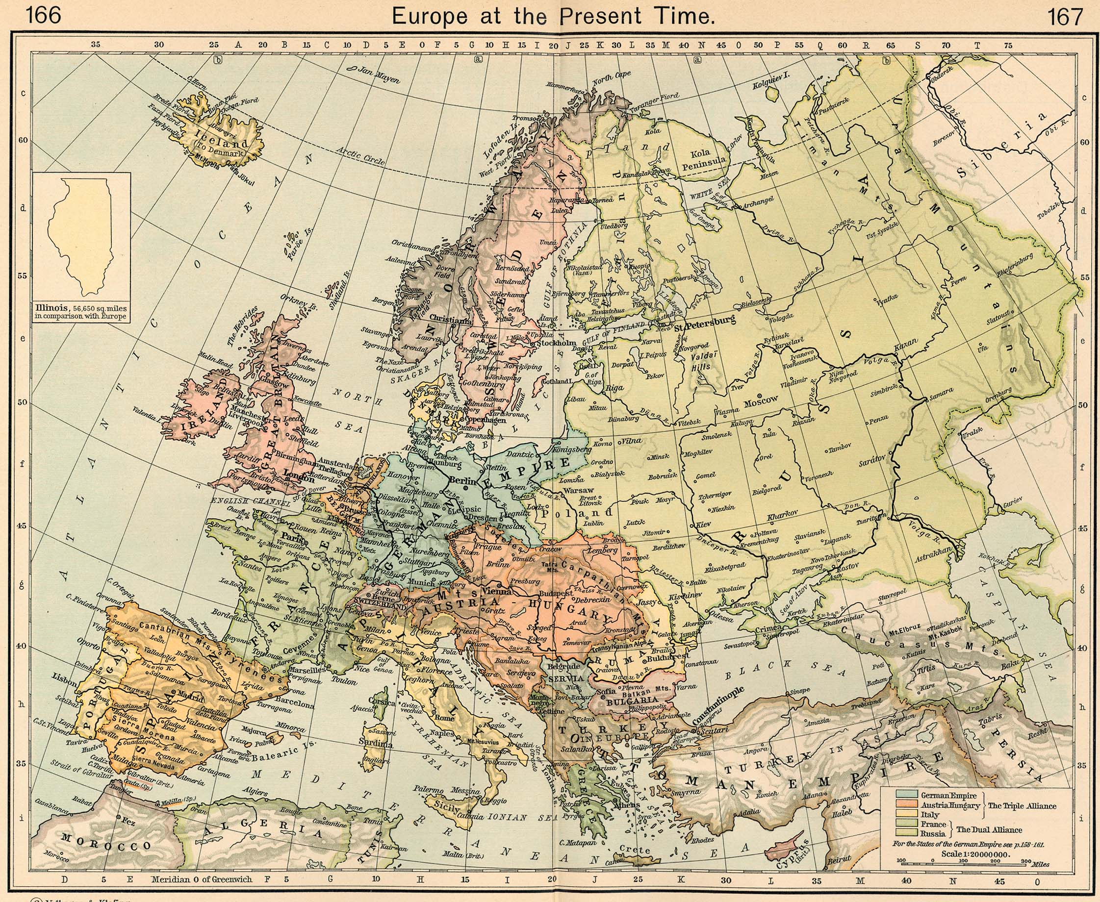 europe historical maps perry castaeda map collection ut library online