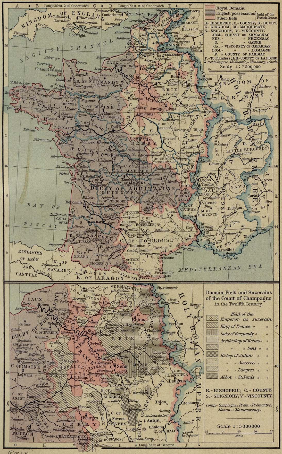 Map Of France Vendee Region.Historical Maps Of France