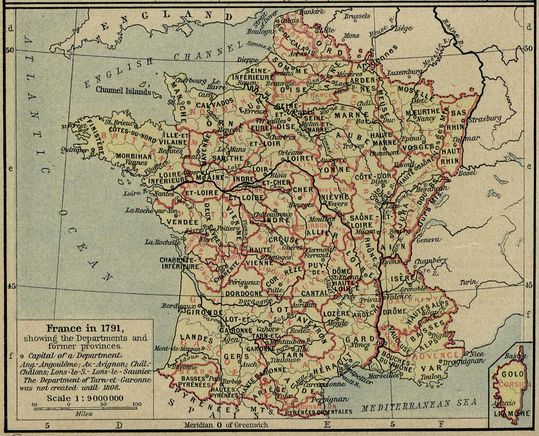 whkmla   historical atlas  france page