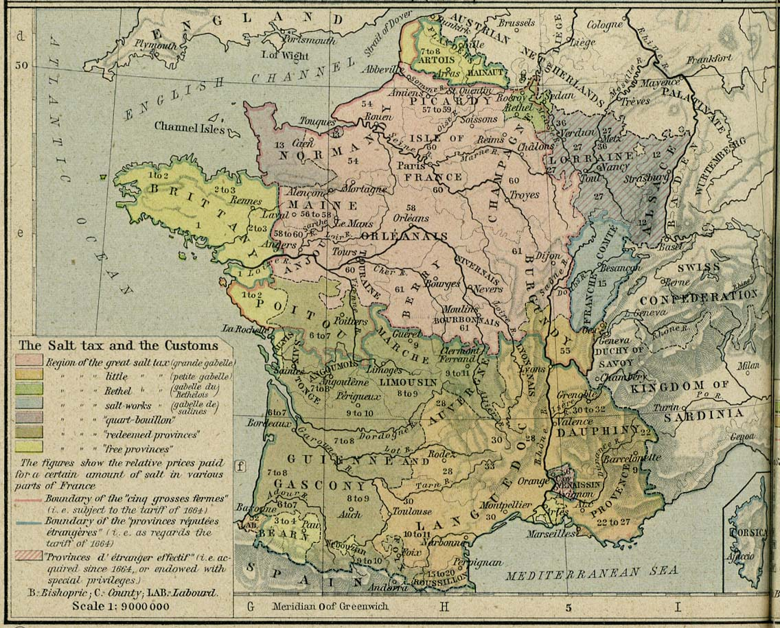 France Maps Perry Castaneda Map Collection Ut Library Online