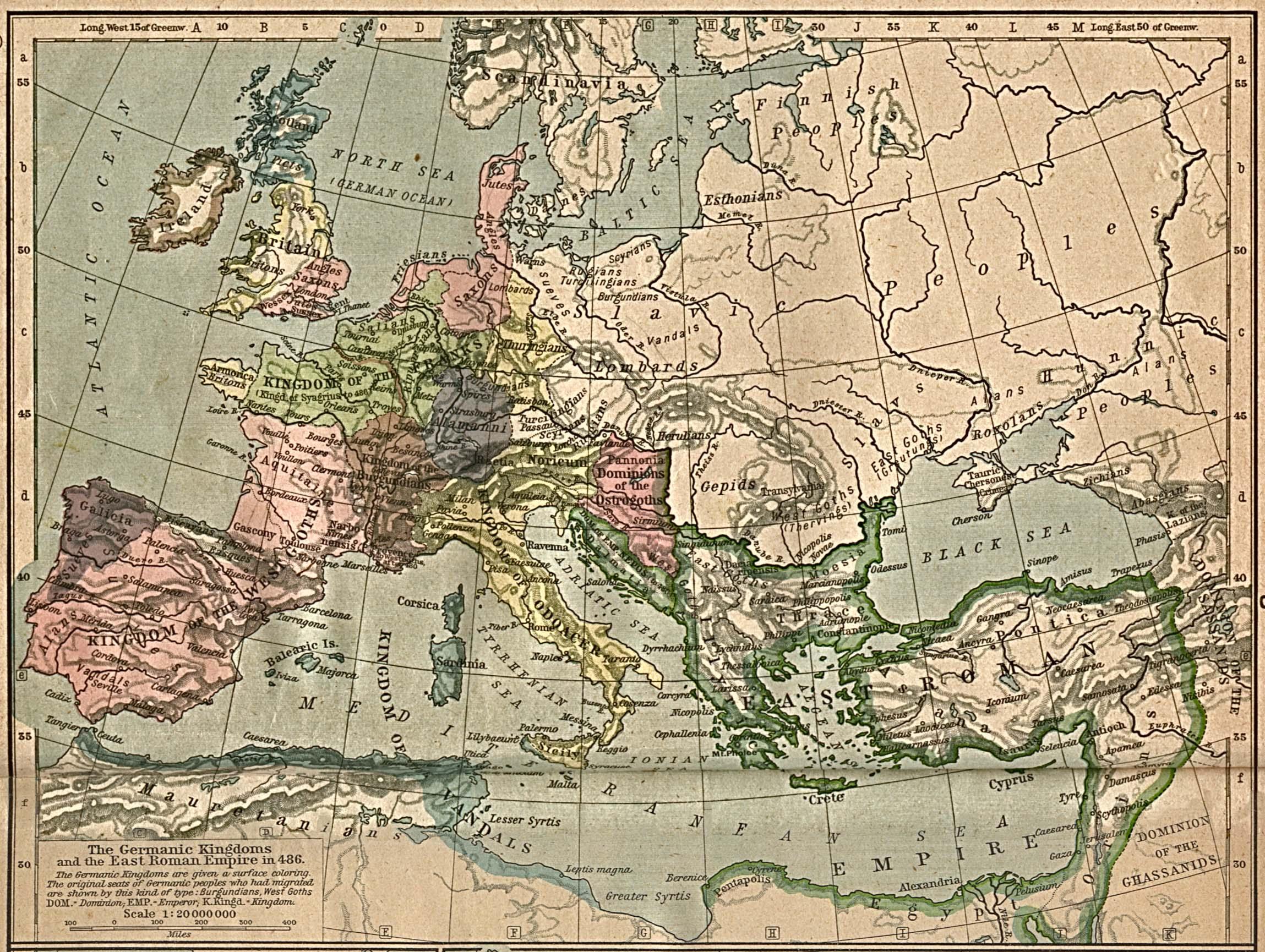 WHKMLA Historical Atlas Spain Page