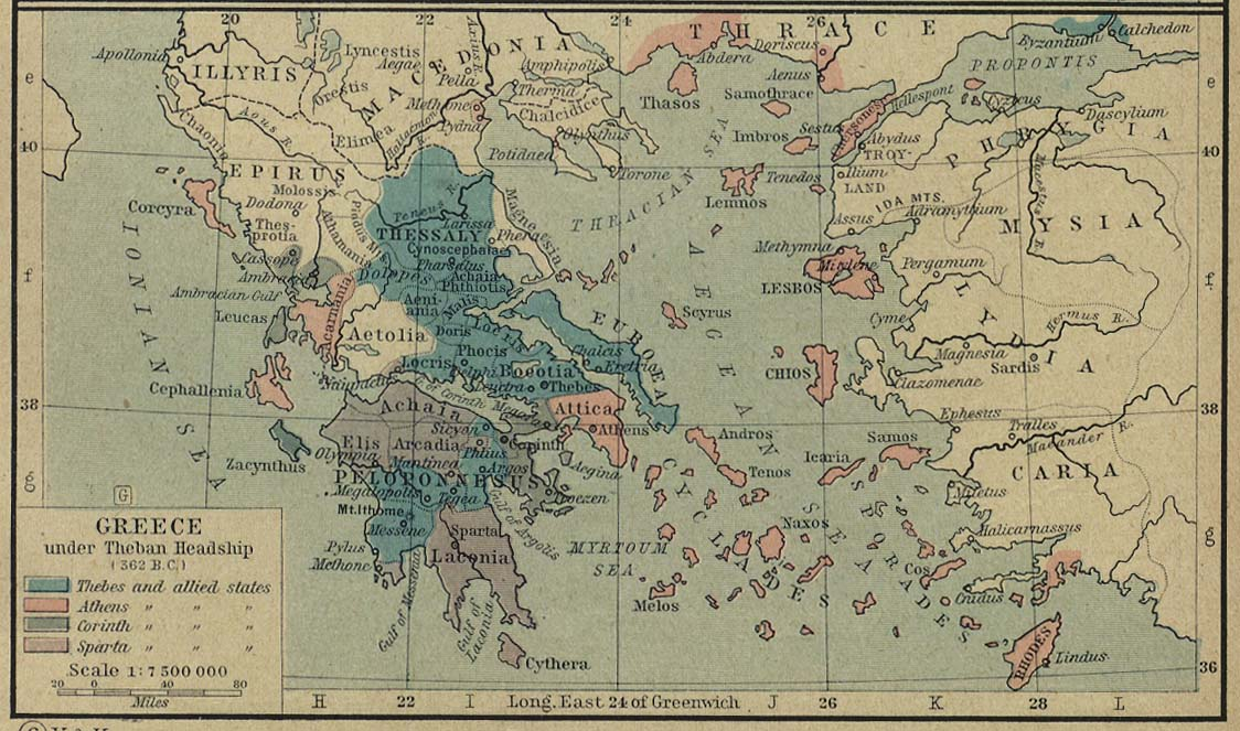Maps Atlases Ancient Greek History Greek Economy Society