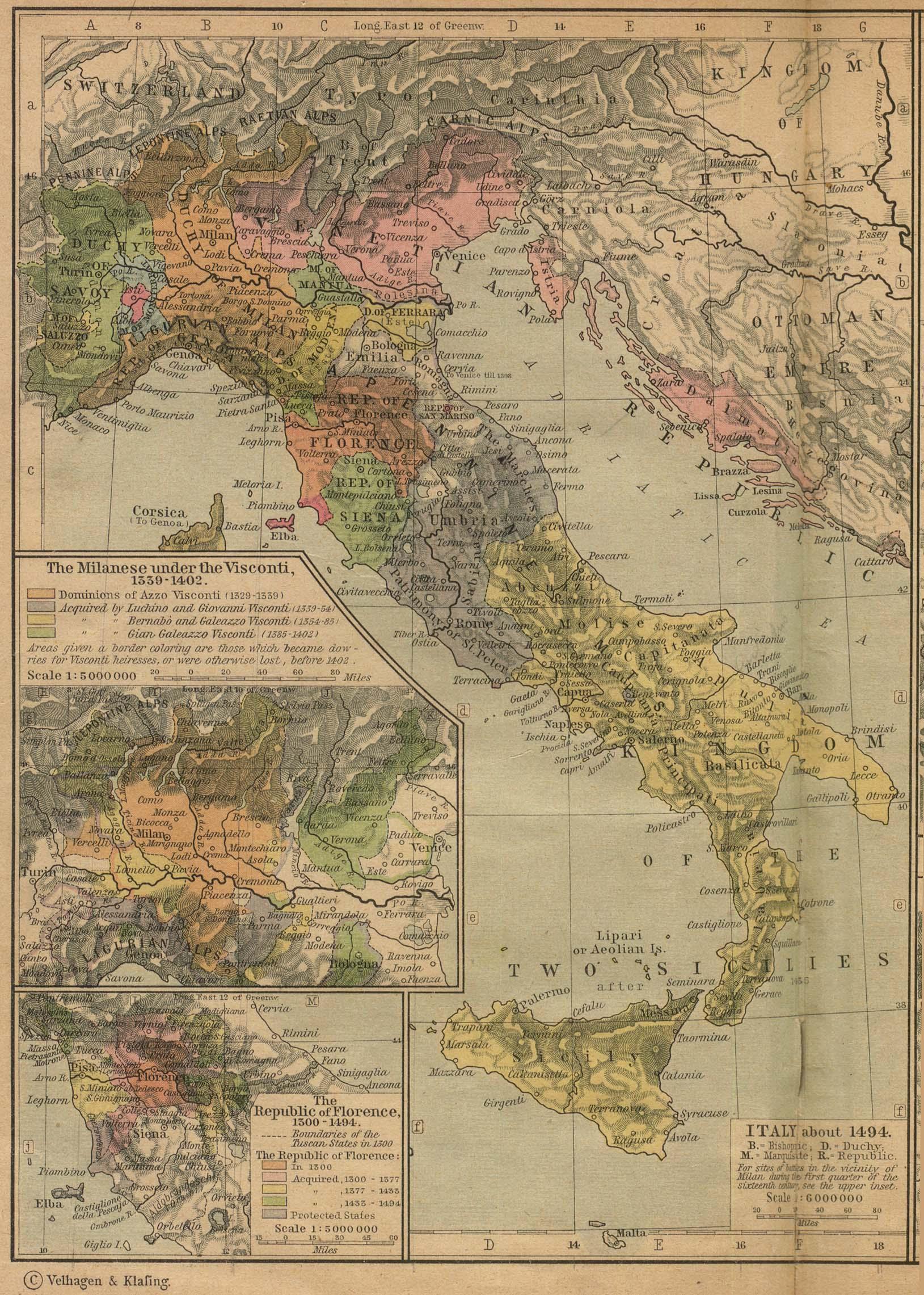 Worksheet. Historical Atlas by William R Shepherd  PerryCastaeda Map