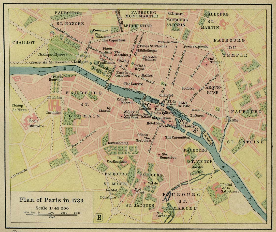 Paris Map District.France Maps Perry Castaneda Map Collection Ut Library Online