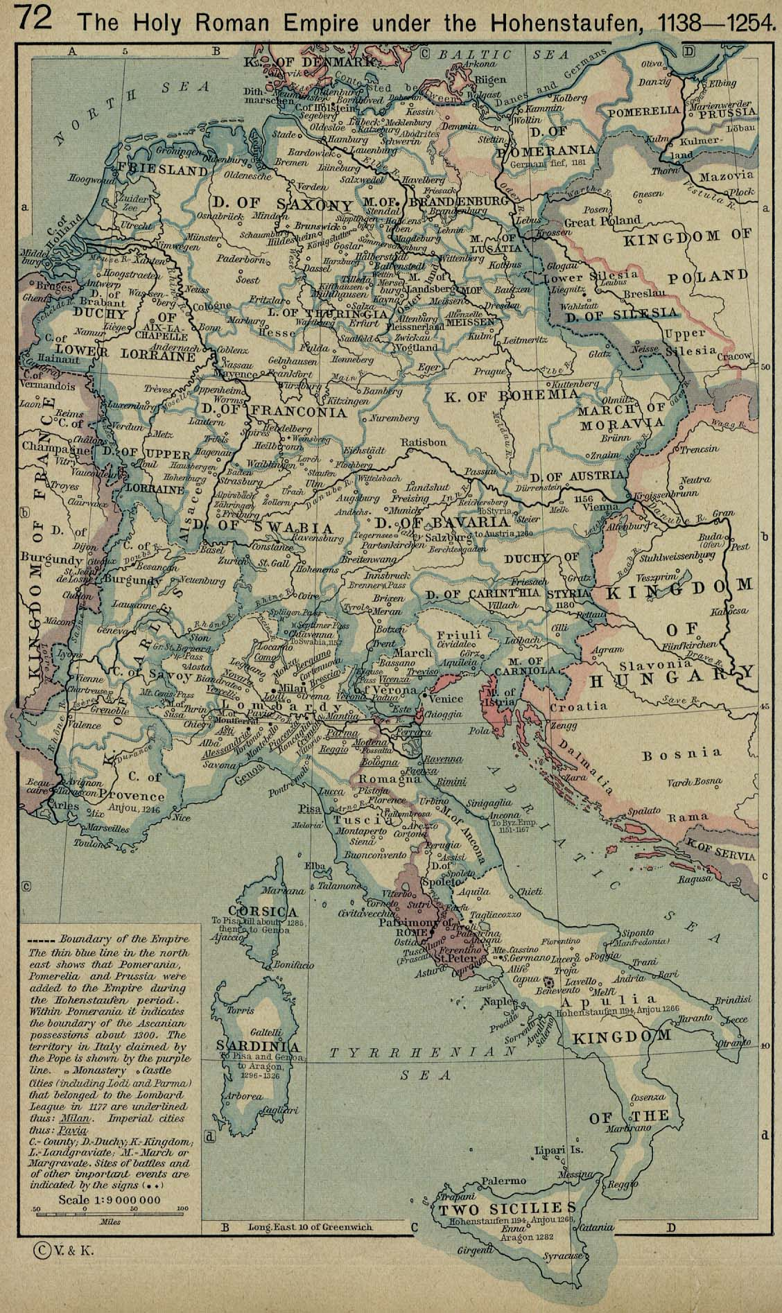 Holy Roman Empire Map 1000.Europe Historical Maps Perry Castaneda Map Collection Ut Library