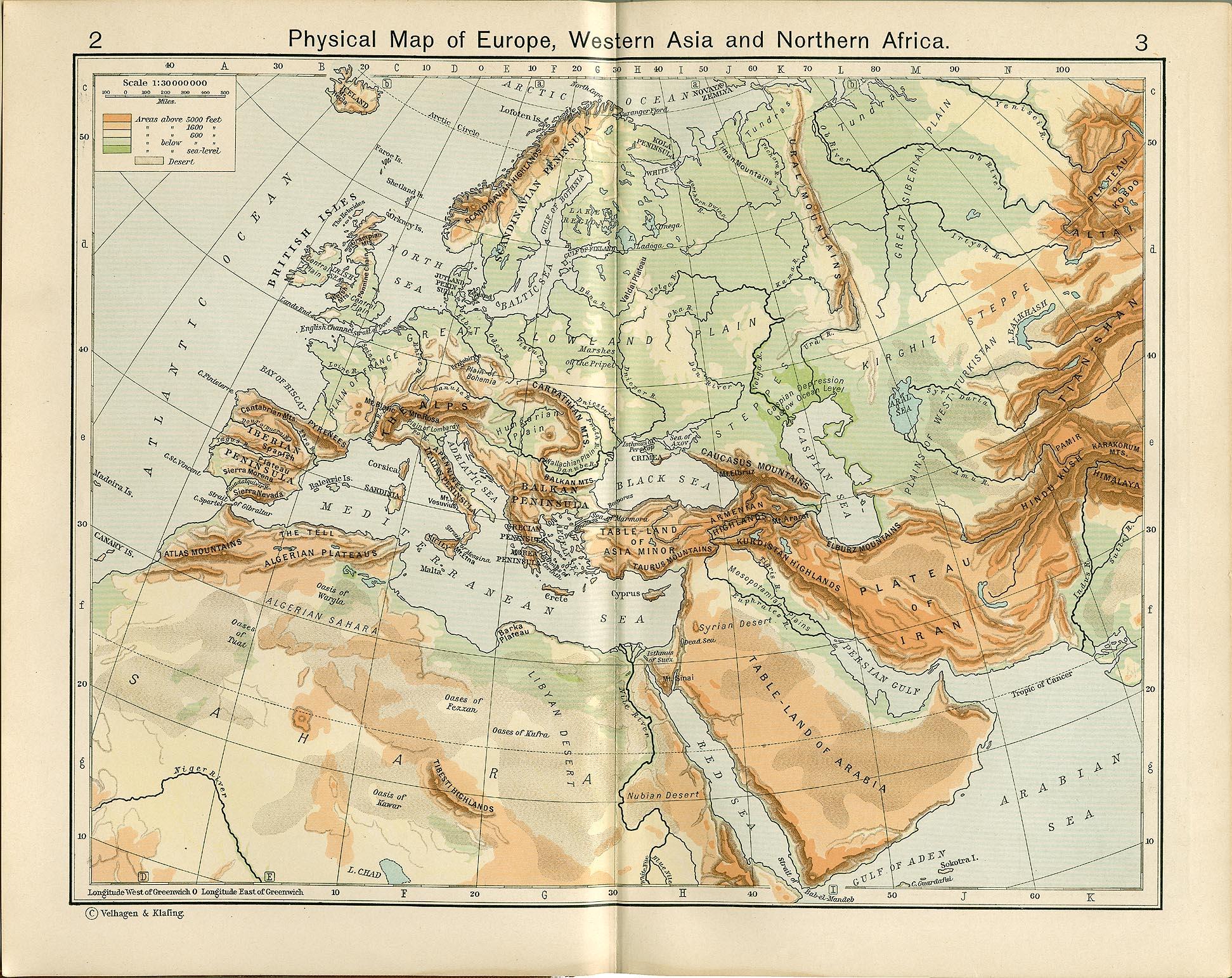 Historical Atlas by William R Shepherd  PerryCastaeda Map