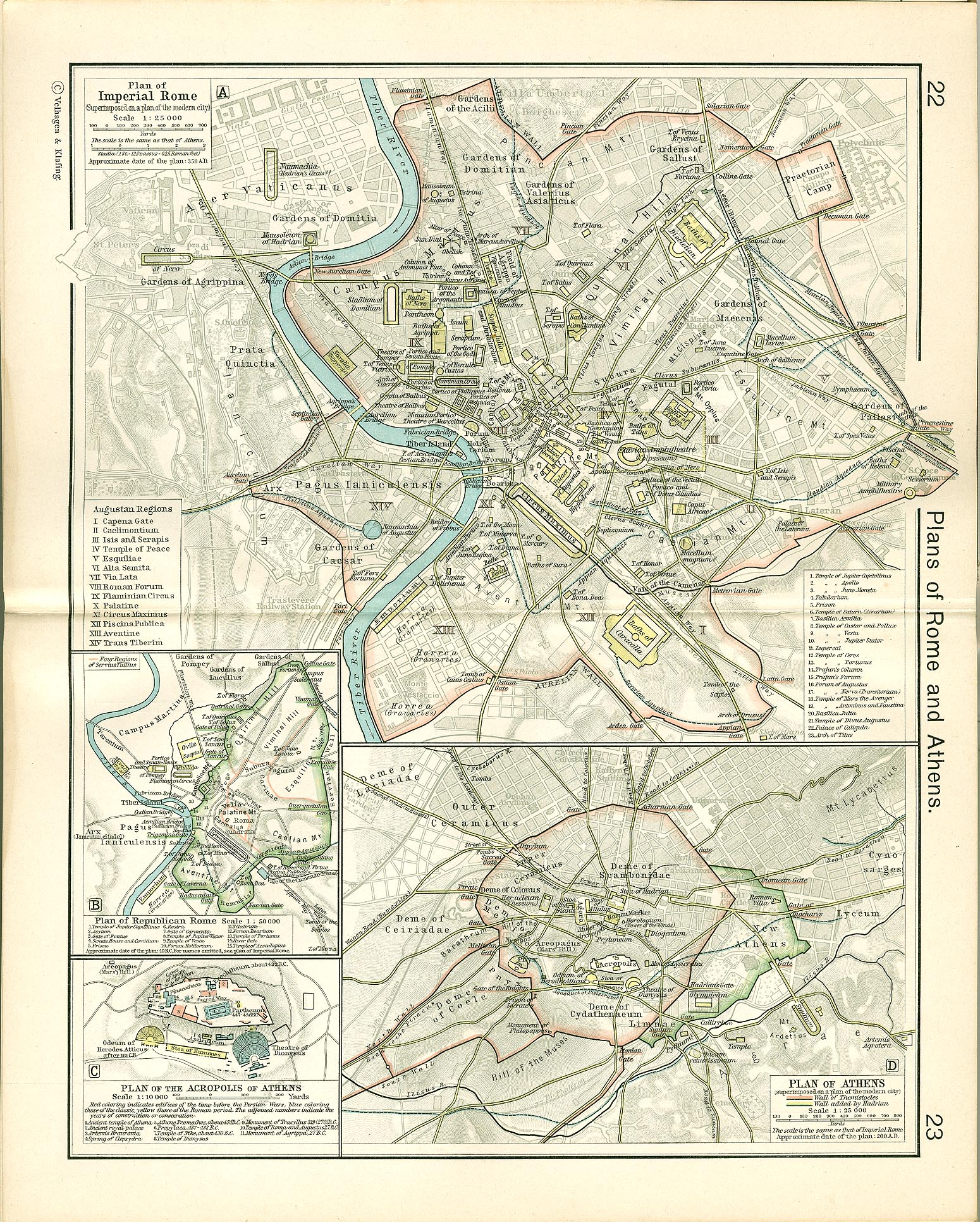 Historical Atlas By William R Shepherd PerryCastañeda Map - Us map of republican city
