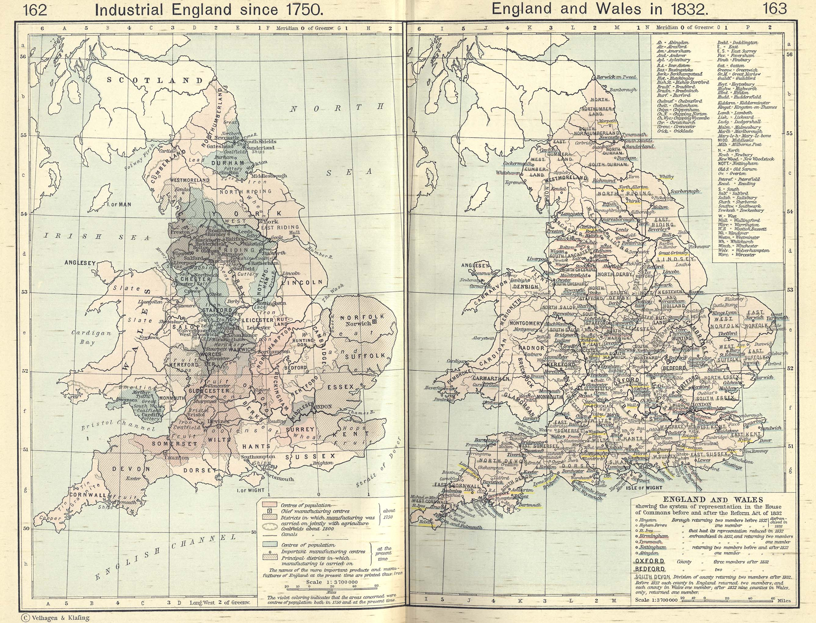 United Kingdom Maps PerryCastañeda Map Collection UT Library - Shepherd us map
