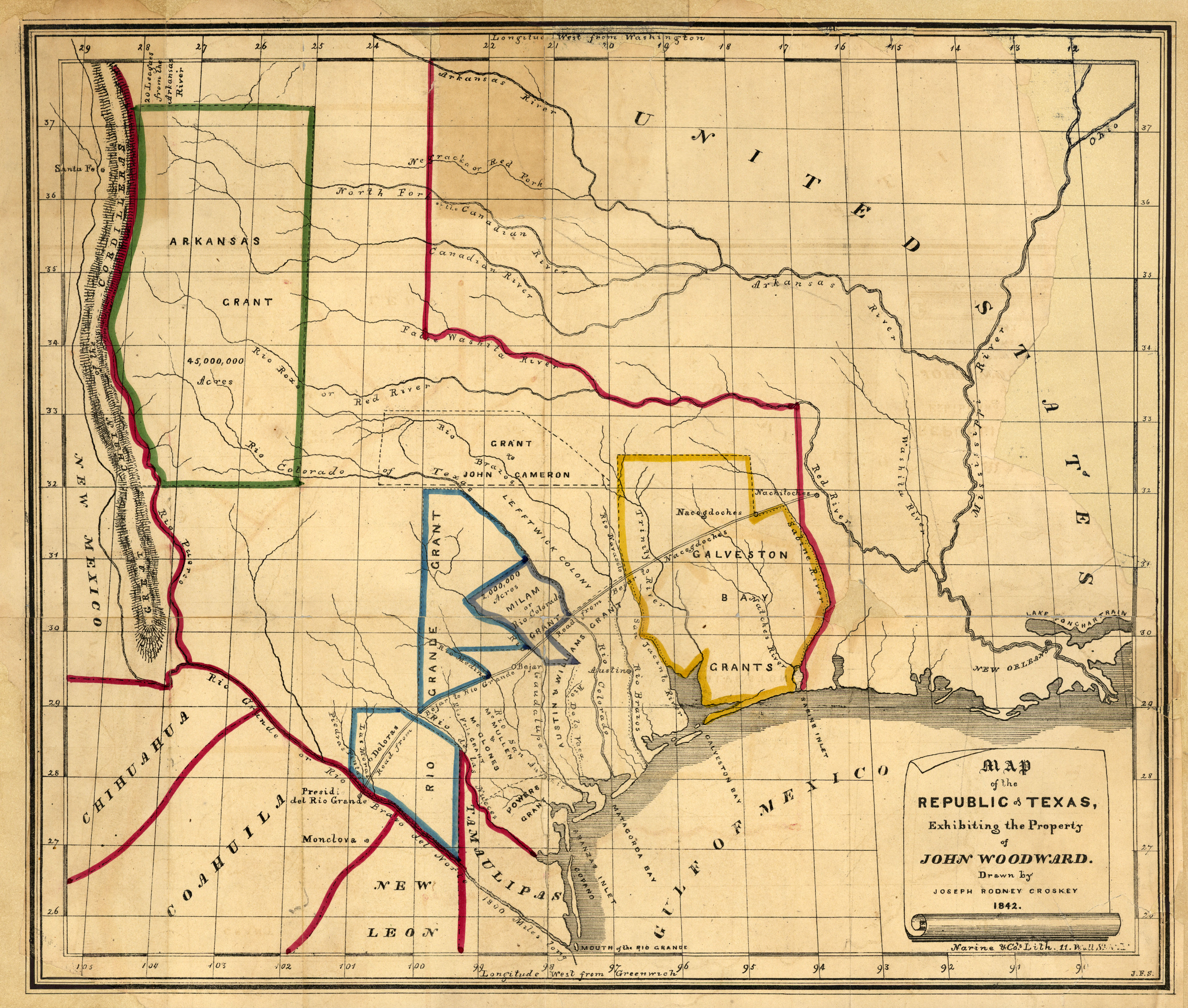 Map Of Texas During The Alamo.Texas Historical Maps Perry Castaneda Map Collection Ut Library