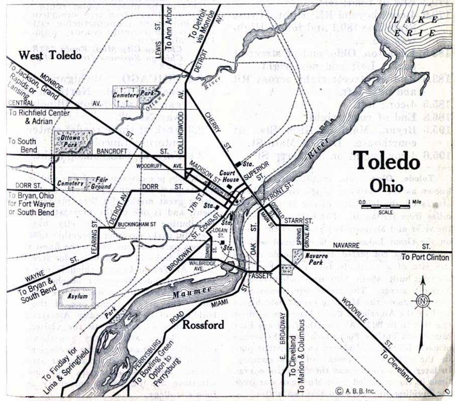 Ohio Maps Perry Castaneda Map Collection Ut Library Online