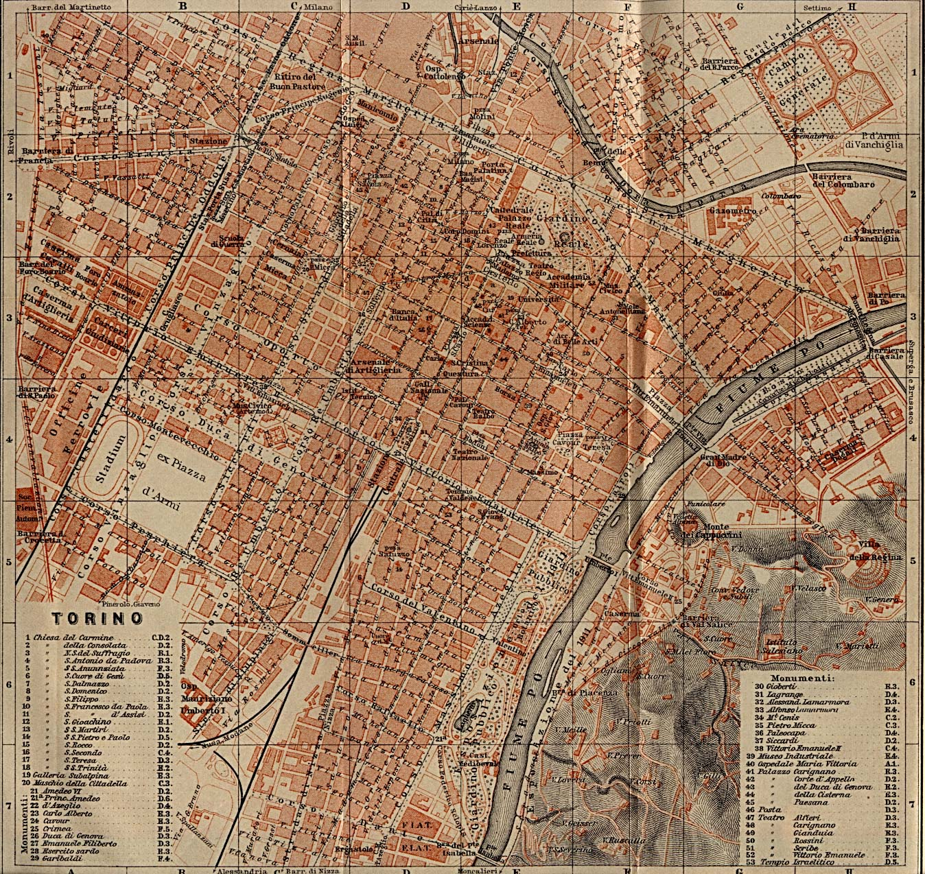 Map Of Italy Torino.Italy Maps Perry Castaneda Map Collection Ut Library Online