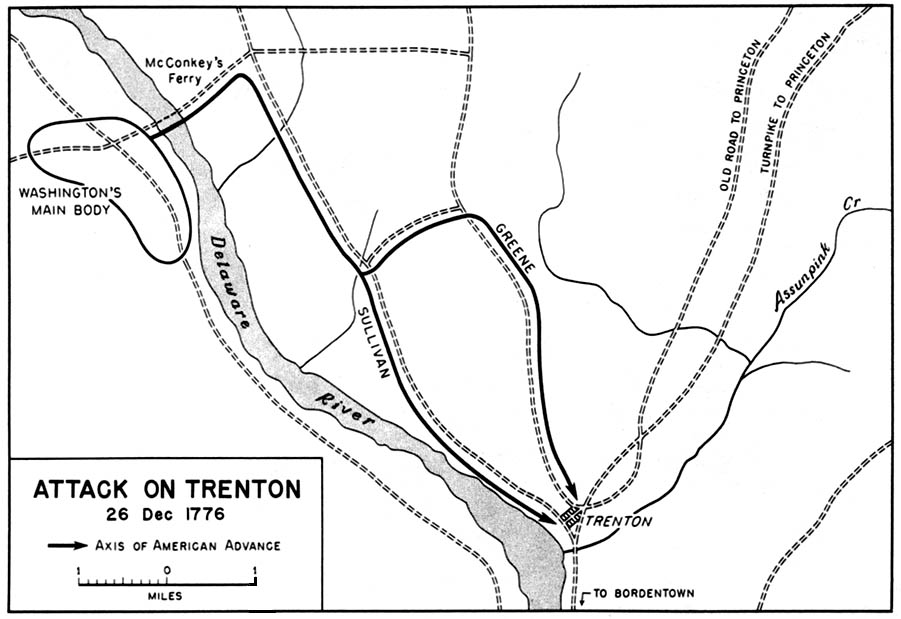 Battle Event Battle Of Trenton
