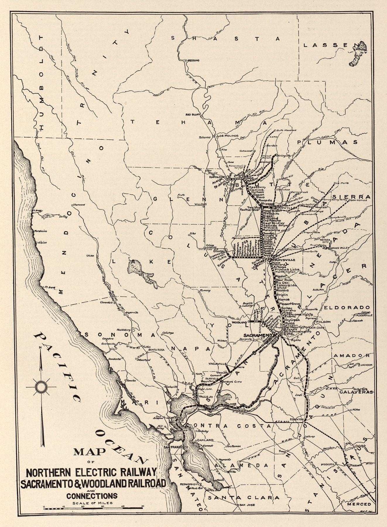 txu-oclc-6445490-electric_railway-chico-1913 Sacramento Central Pacific Railroad Map on central pacific engine sacramento, arcade railroad station sacramento, southern pacific sacramento, central pacific railway, paintings of bridge in sacramento, sutter s fort sacramento,