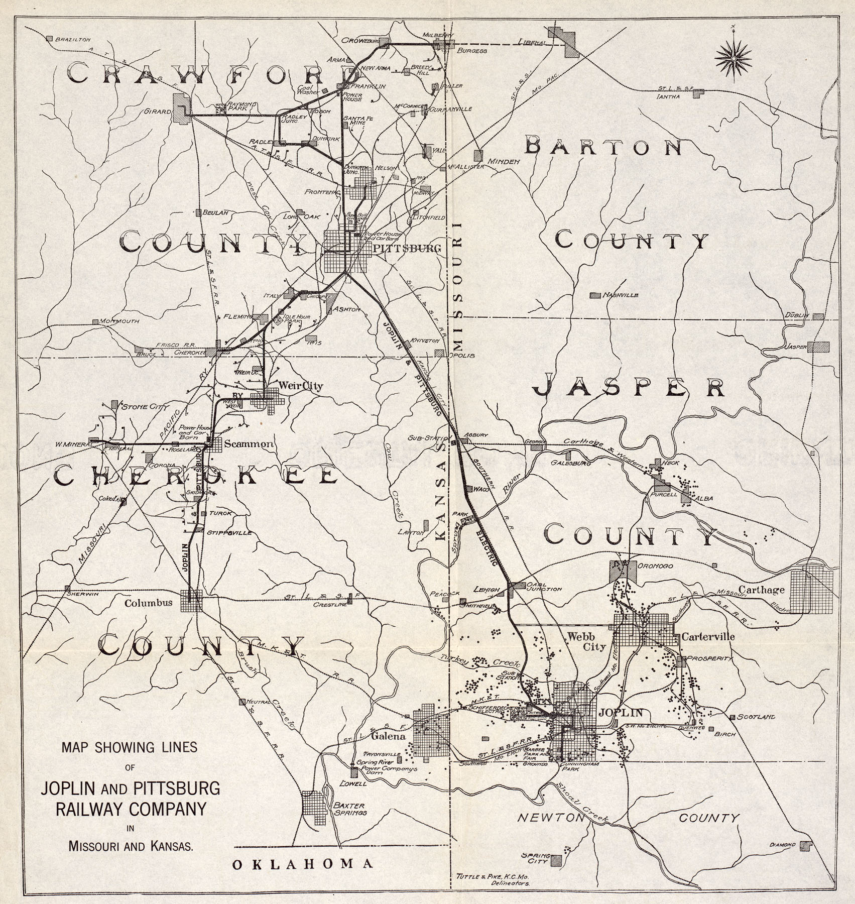 McGraw Electric Railway Manual PerryCastaeda Map Collection UT