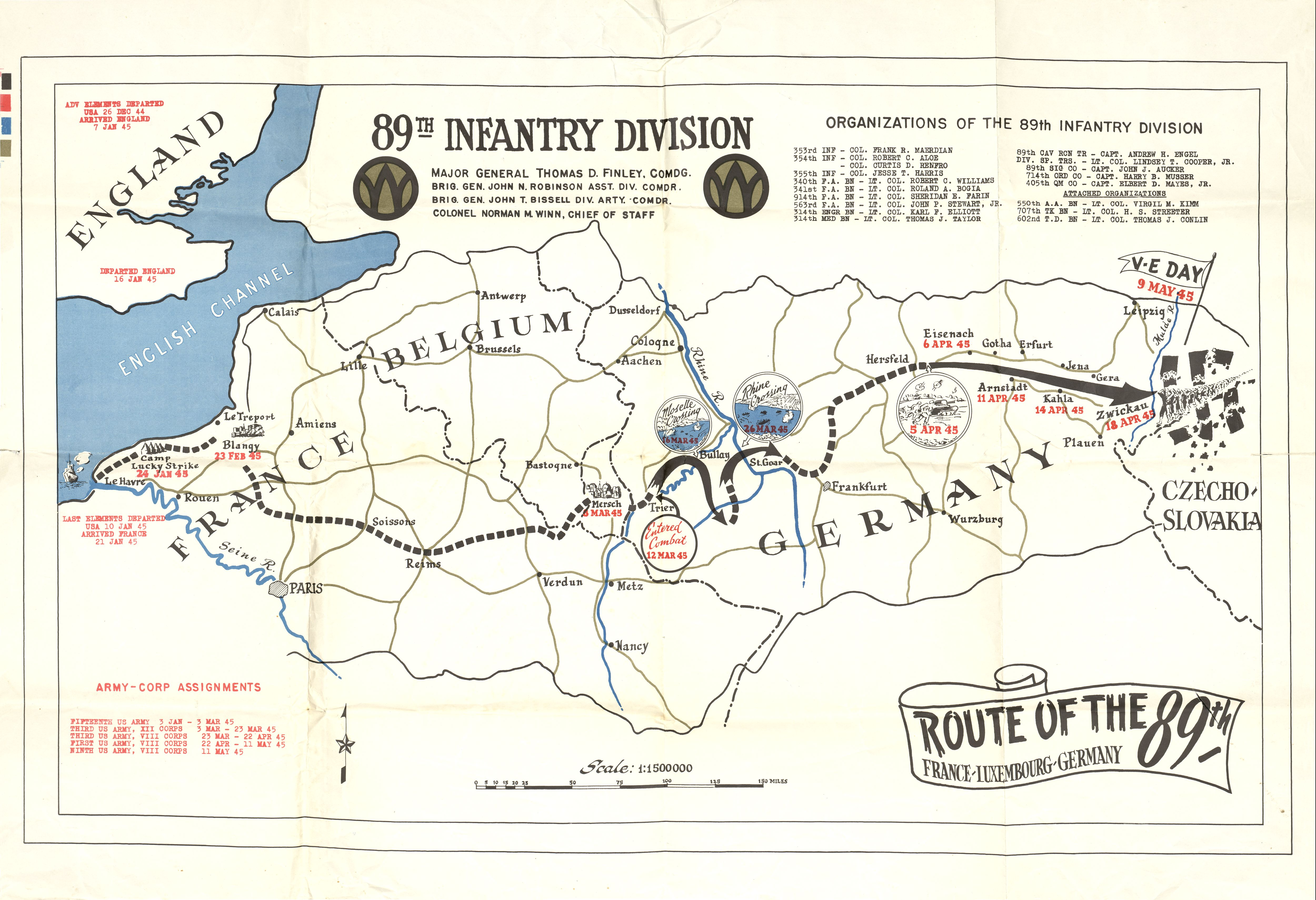 Map Of Germany Wwii.World War Ii Maps Perry Castaneda Map Collection Ut Library Online