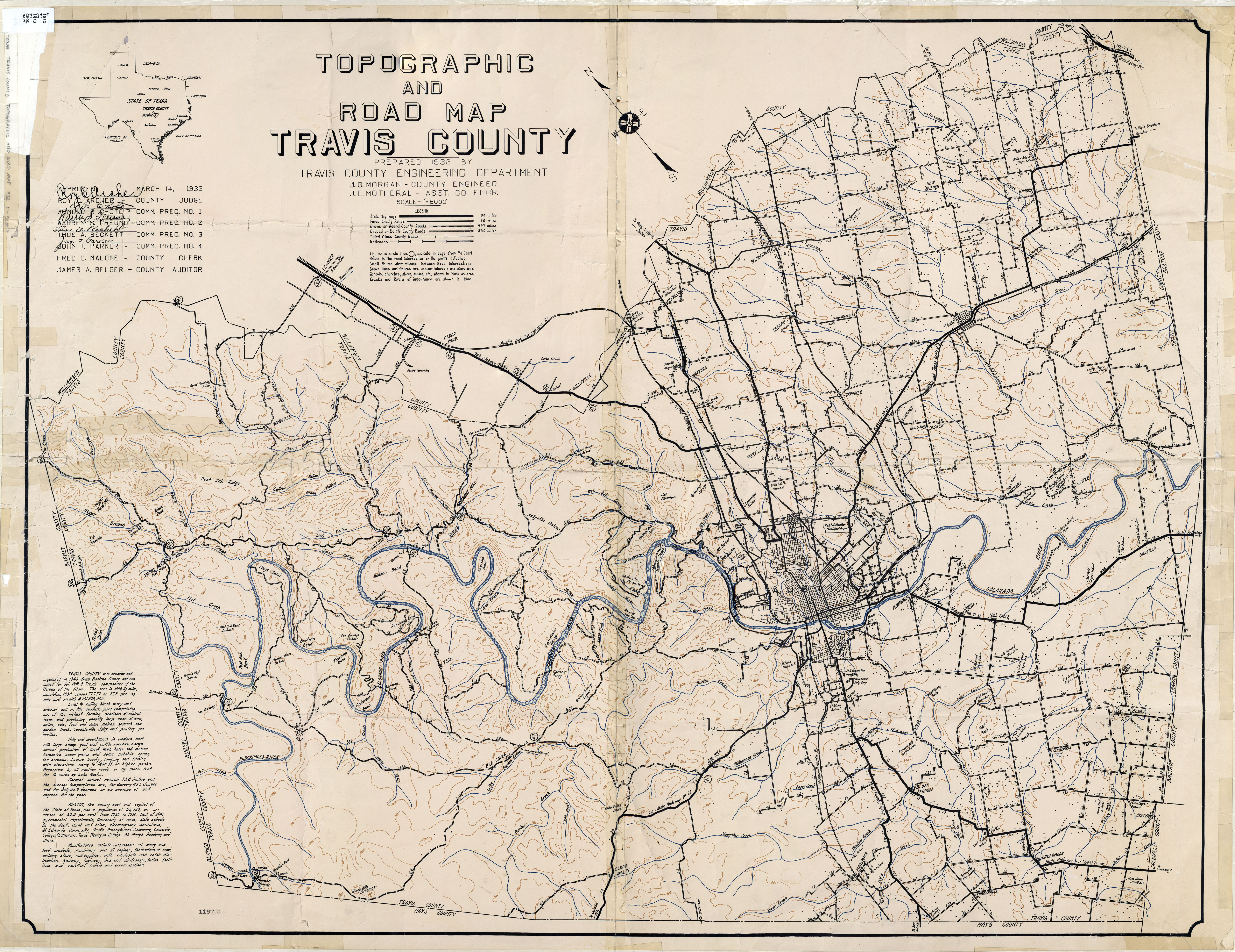 Texas Cities Historical Maps  PerryCastaeda Map Collection  UT