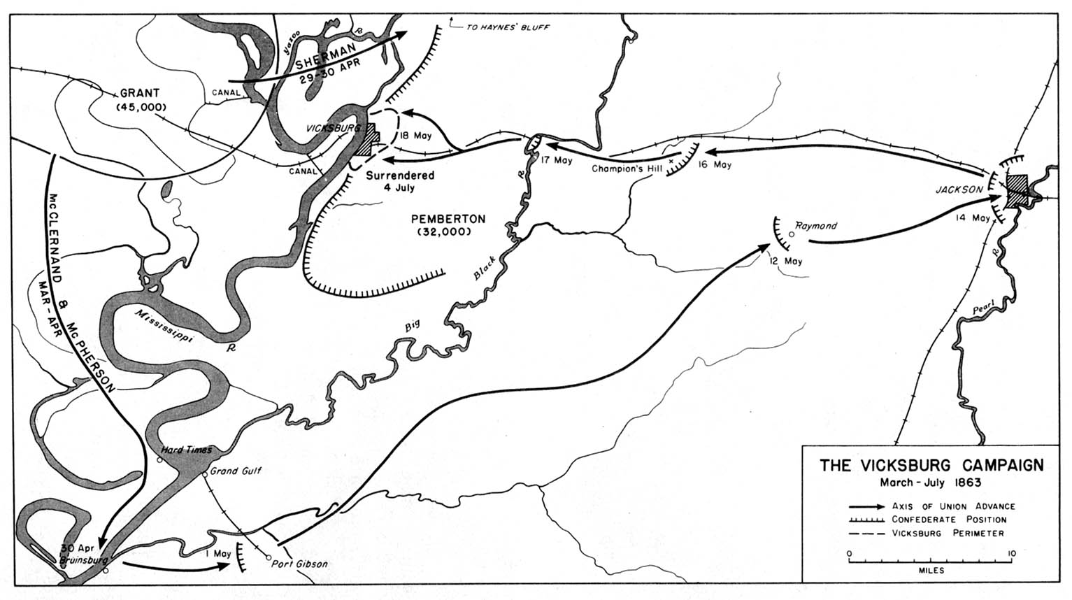 the battle of vicksburg essay Thesis statement: the battle of vicksburg was a very significant of the civil war - battle of vicksburg outline introduction the city was considered an essential asset for the union to regain control of the mississippi river and in all reality split the confederacy in two.
