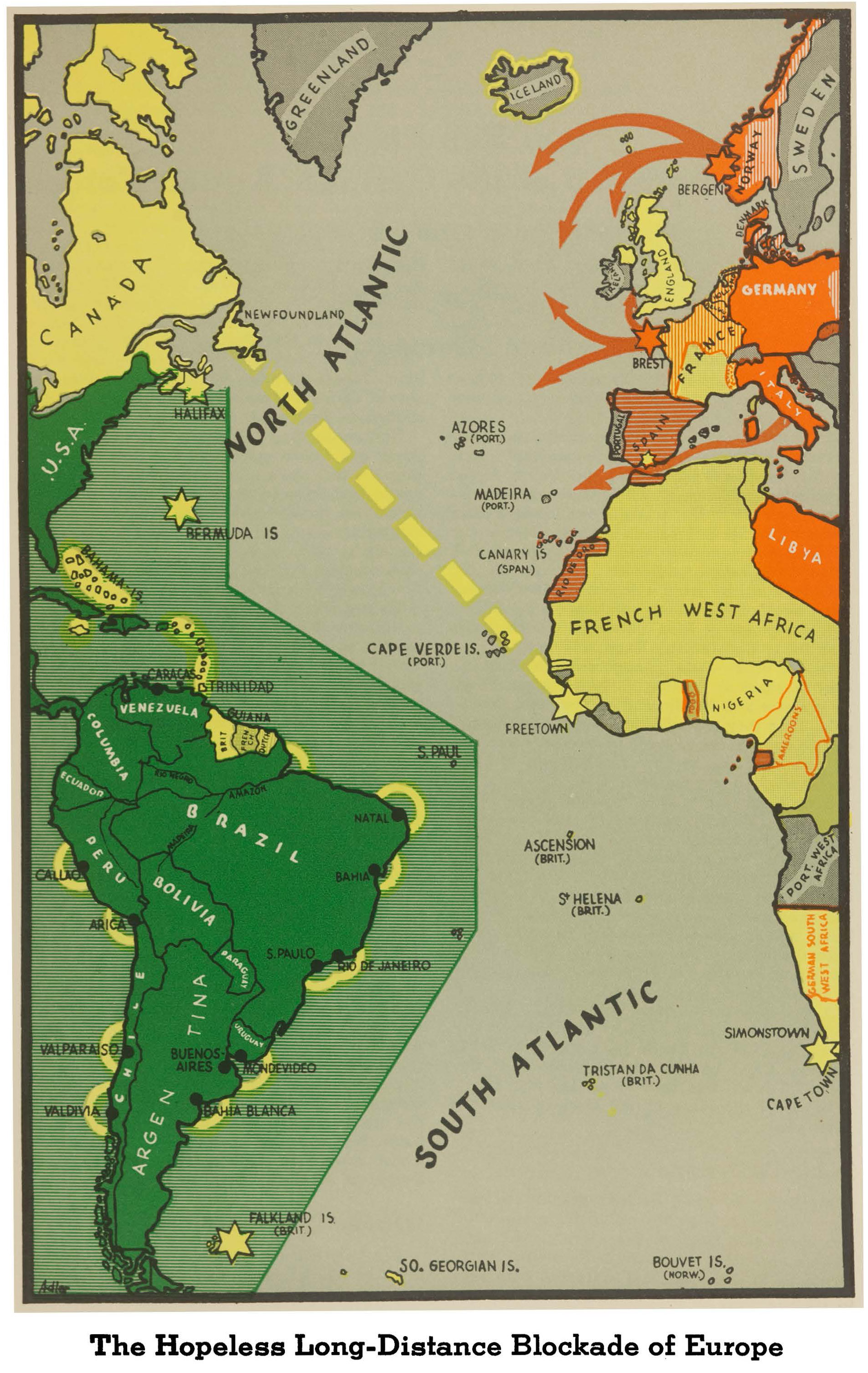 Maps from the War in Maps - Perry Castañeda Map Collection ...