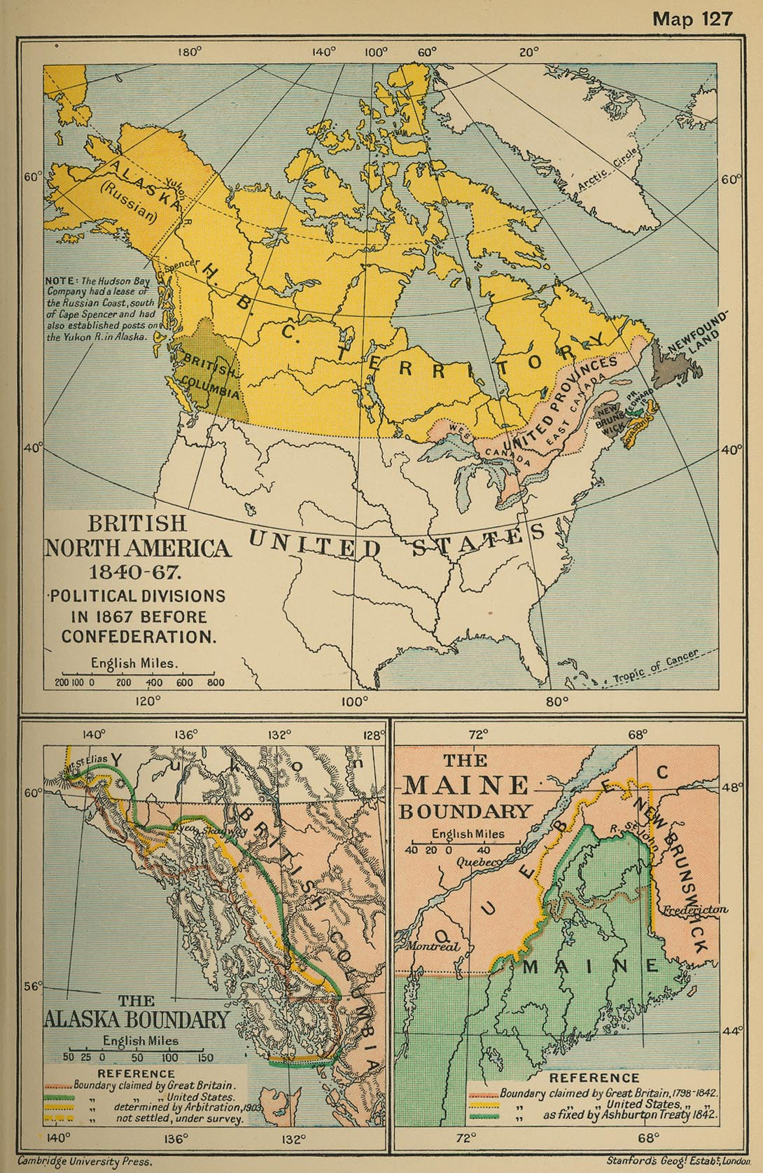 More Historical Maps Of Canada - Map of north america 1700