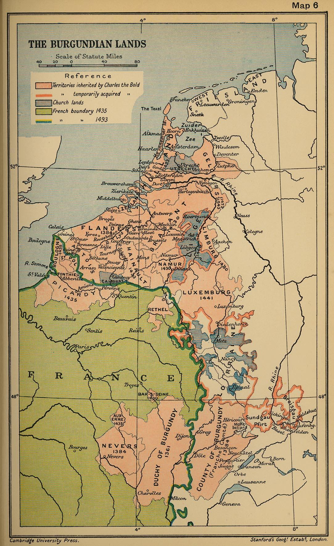 Historical maps of france the burgundian lands gumiabroncs Images
