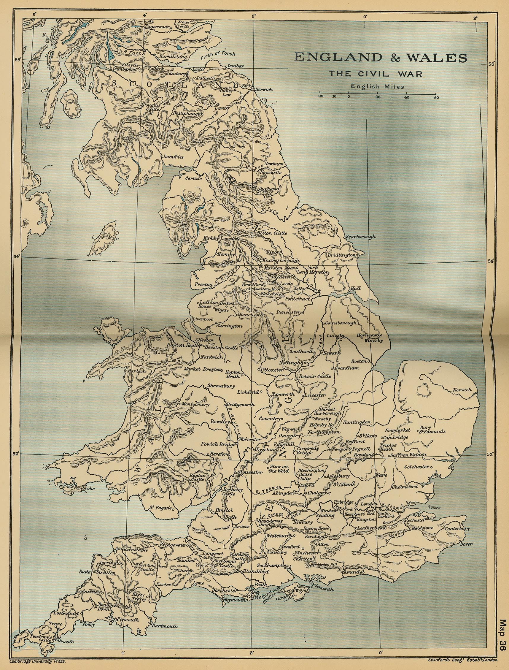 United Kingdom Maps PerryCastaeda Map Collection UT Library Online