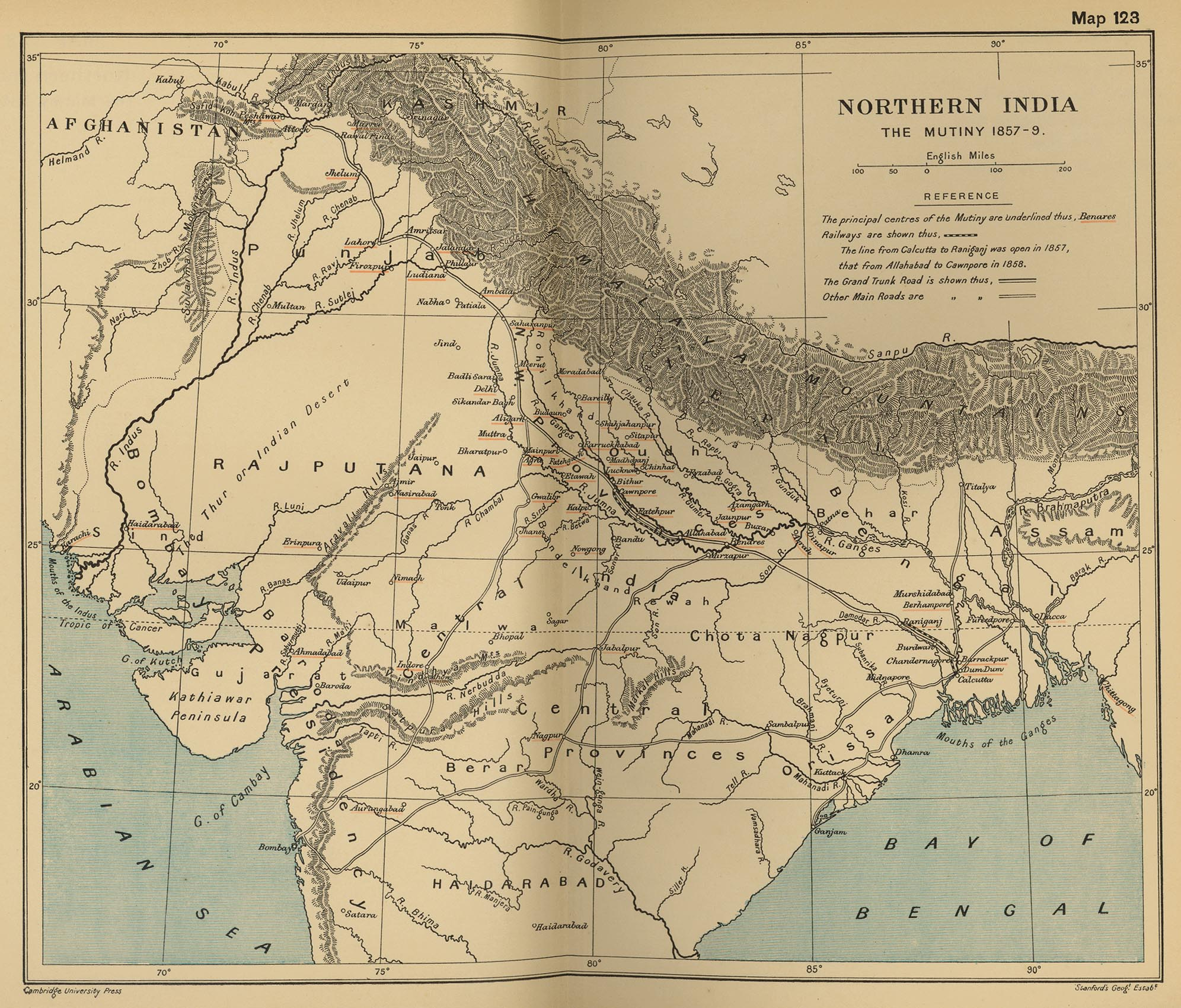 british india history While there was a consensus that indian policy was above party politics, in  practice it became embroiled in the vicissitudes.